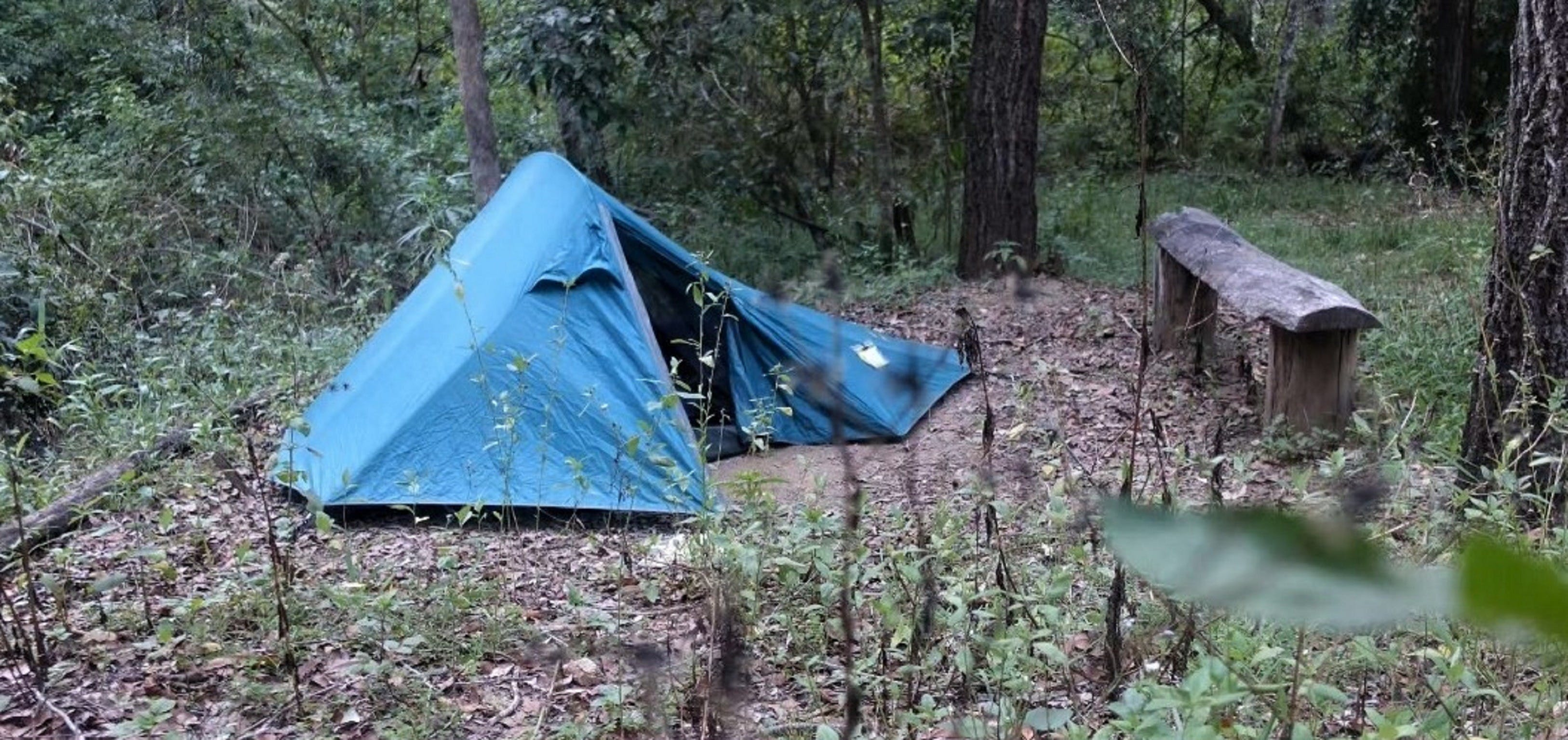 England Creek Bush Camp - Accommodation QLD