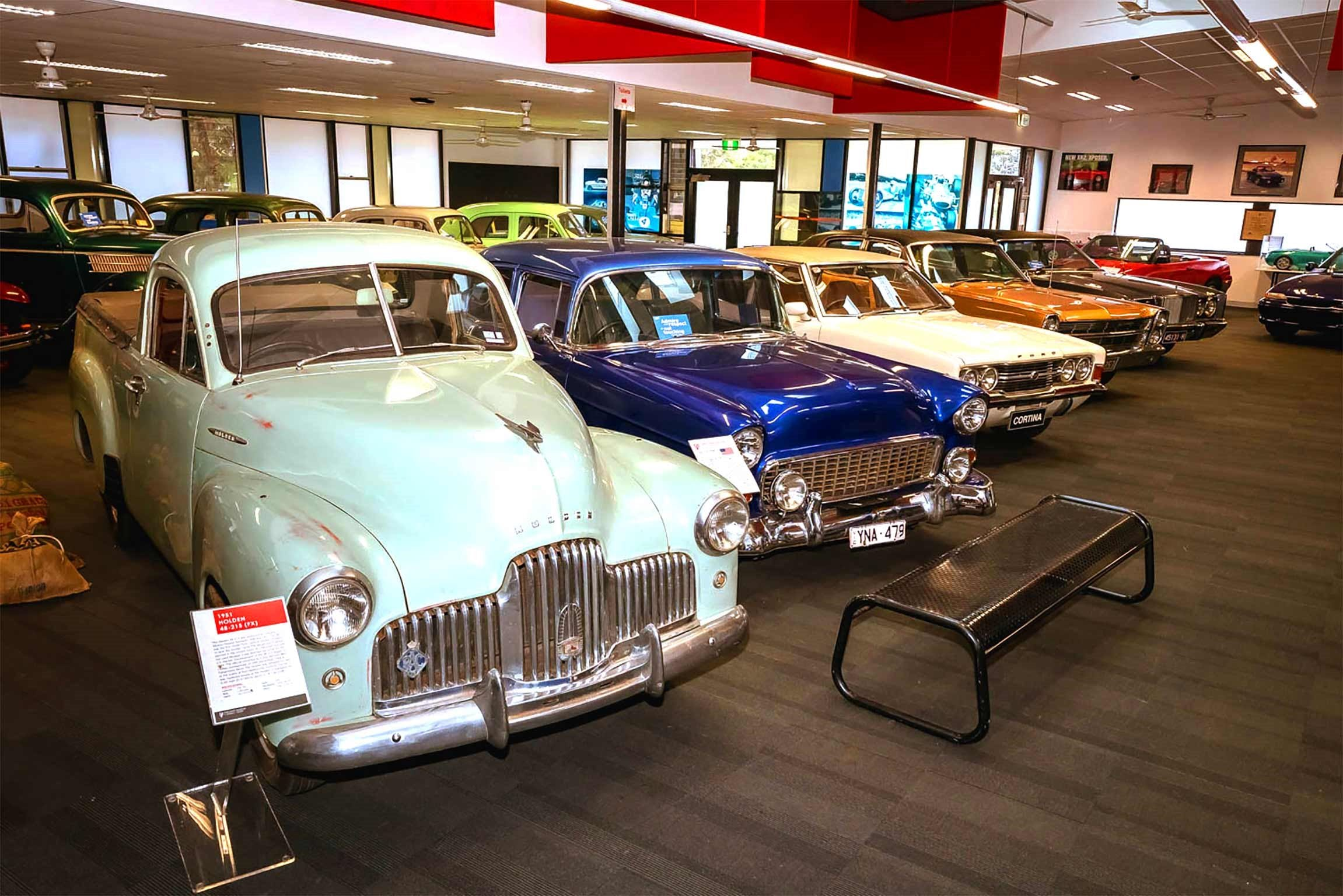 Geelong Museum of Motoring  Industry - Accommodation QLD