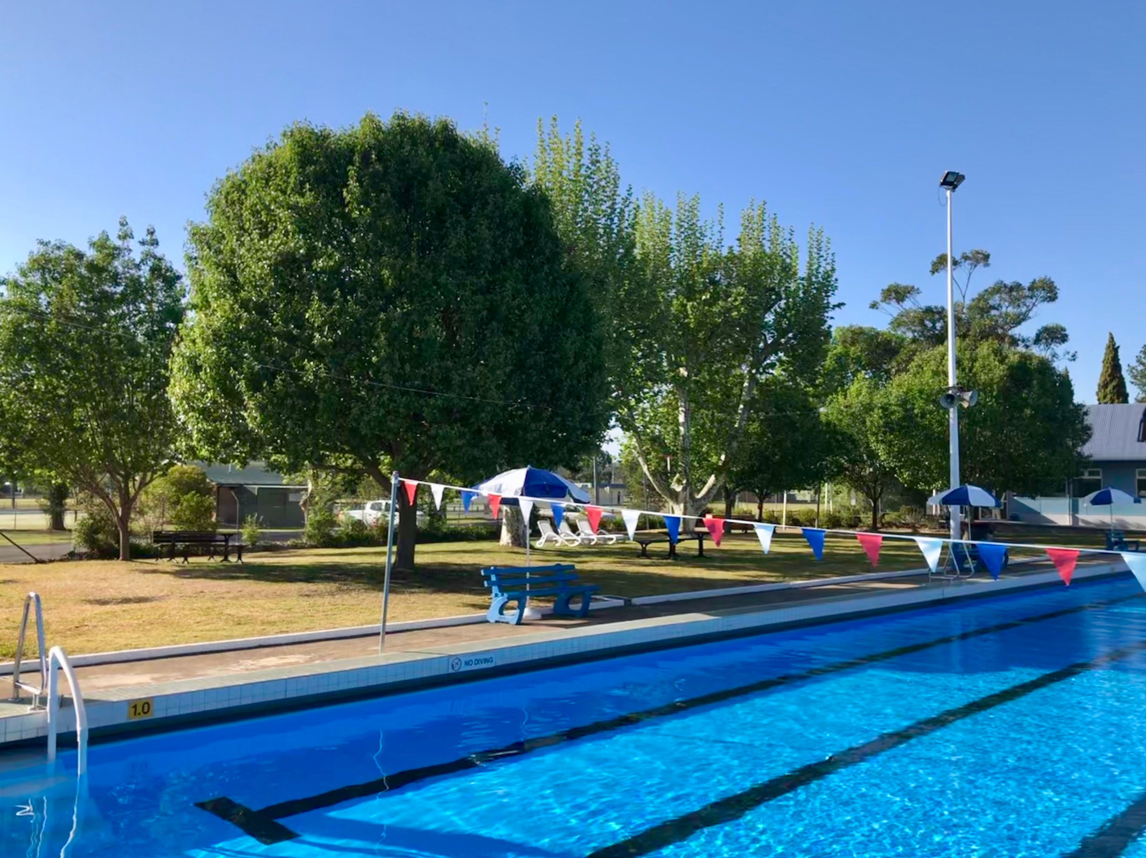 Gloucester Olympic Pool Complex - Accommodation QLD