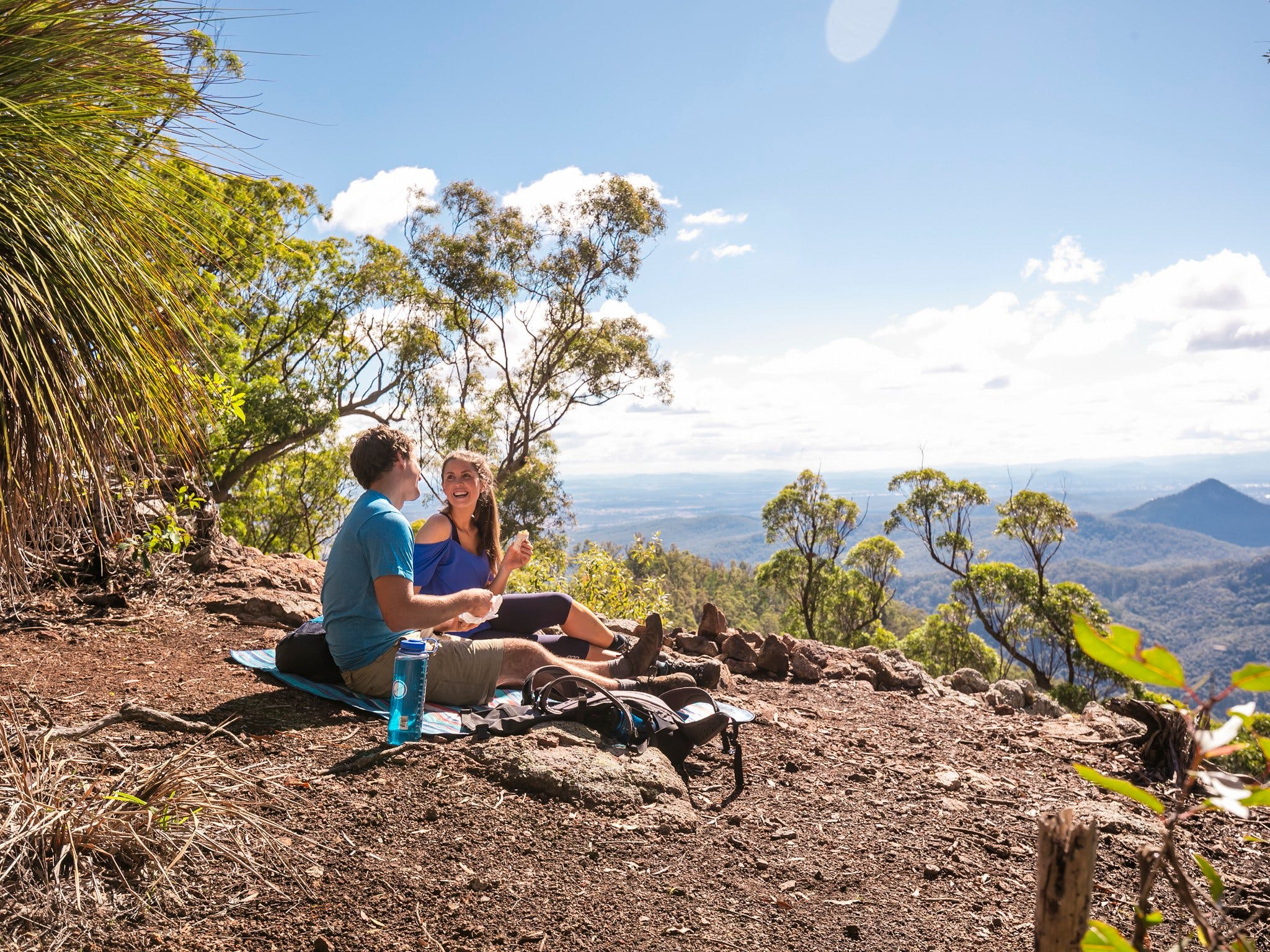 Goolman Lookout via Rocky Knoll Lookout Trail - Accommodation QLD