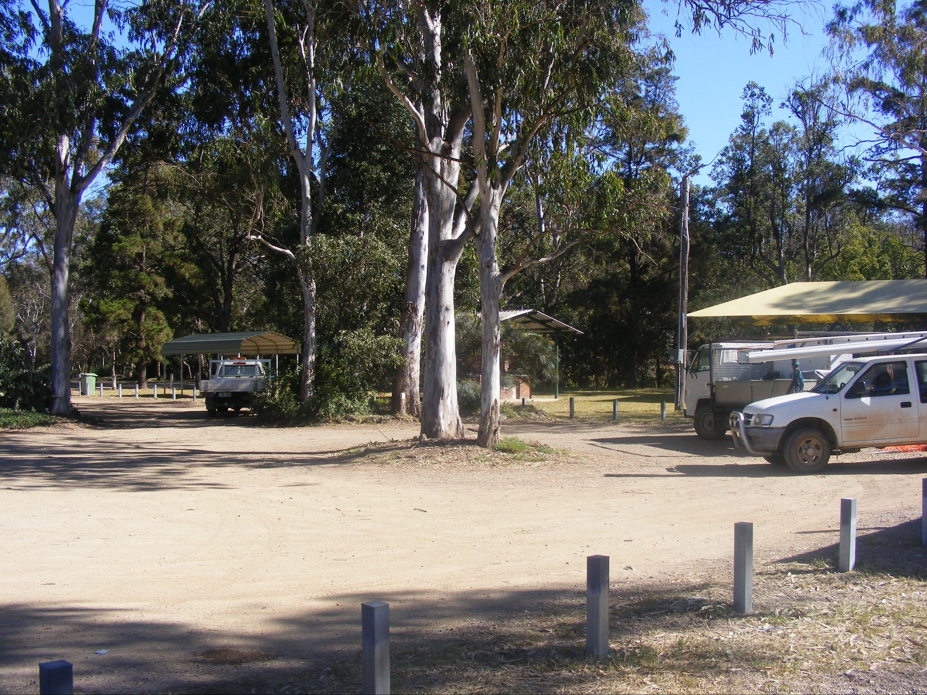 Lions Park - Nanango - Accommodation QLD