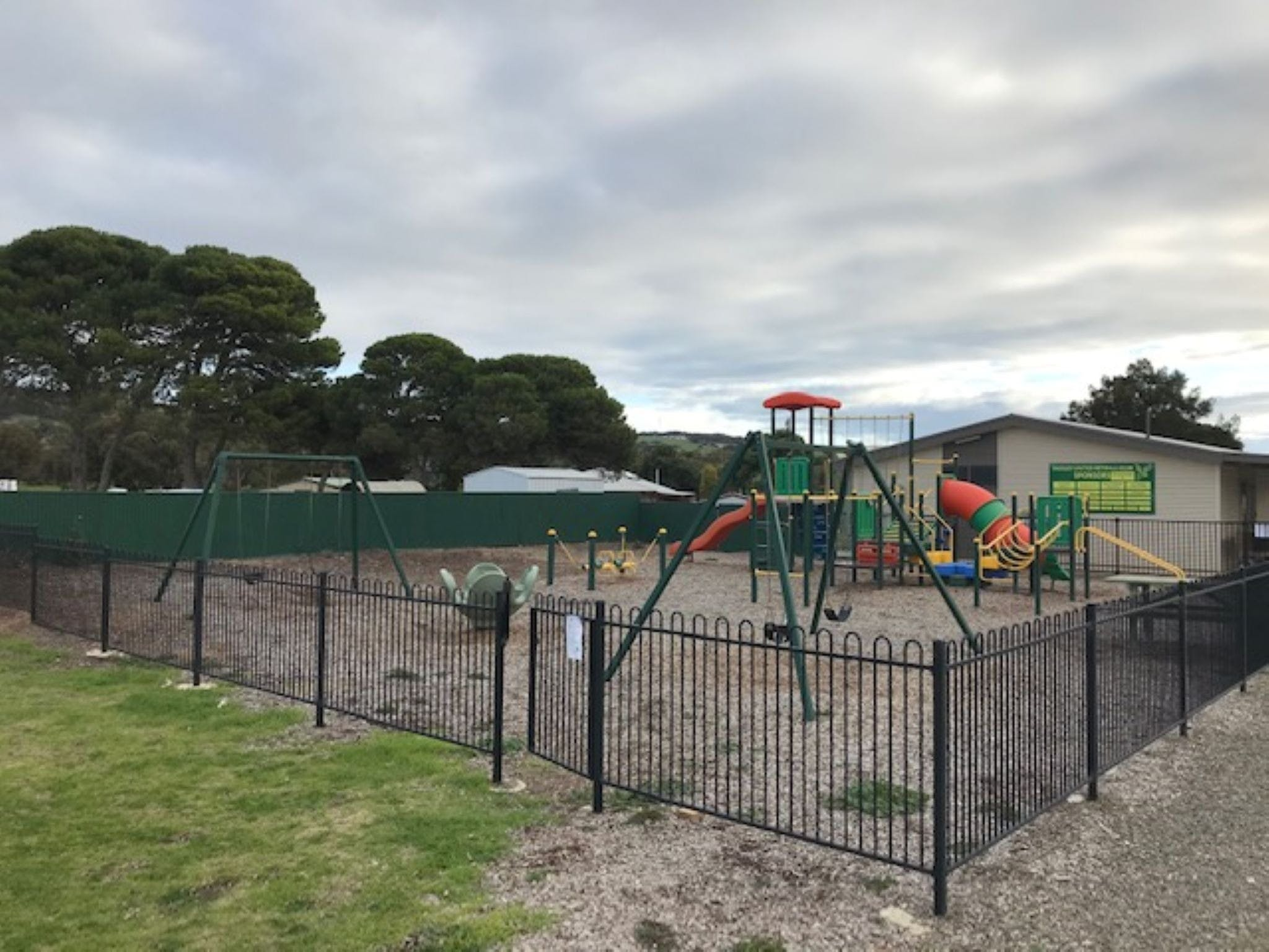 Penneshaw Playground - Accommodation QLD