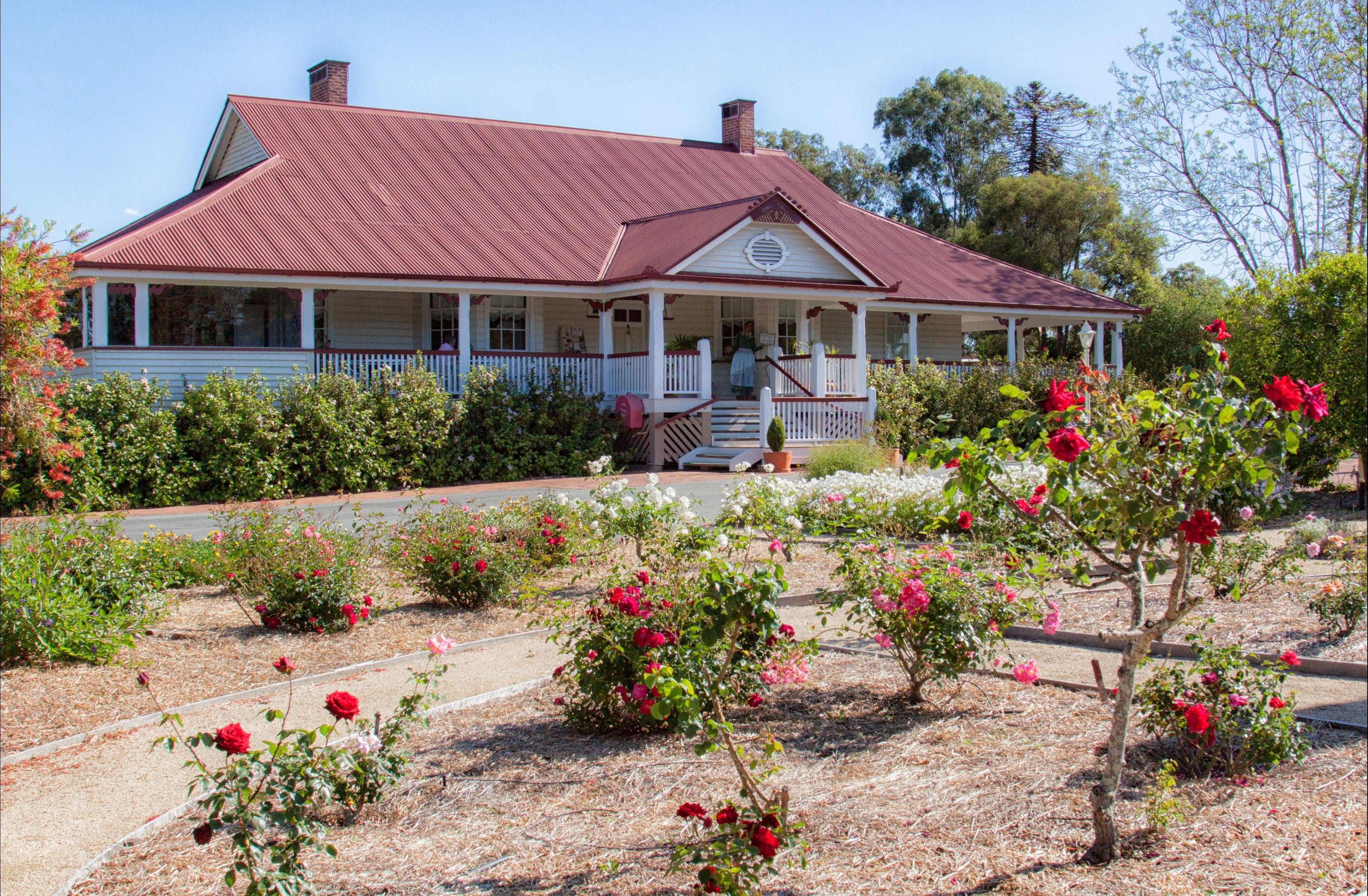 Ringsfield House Nanango - Accommodation QLD