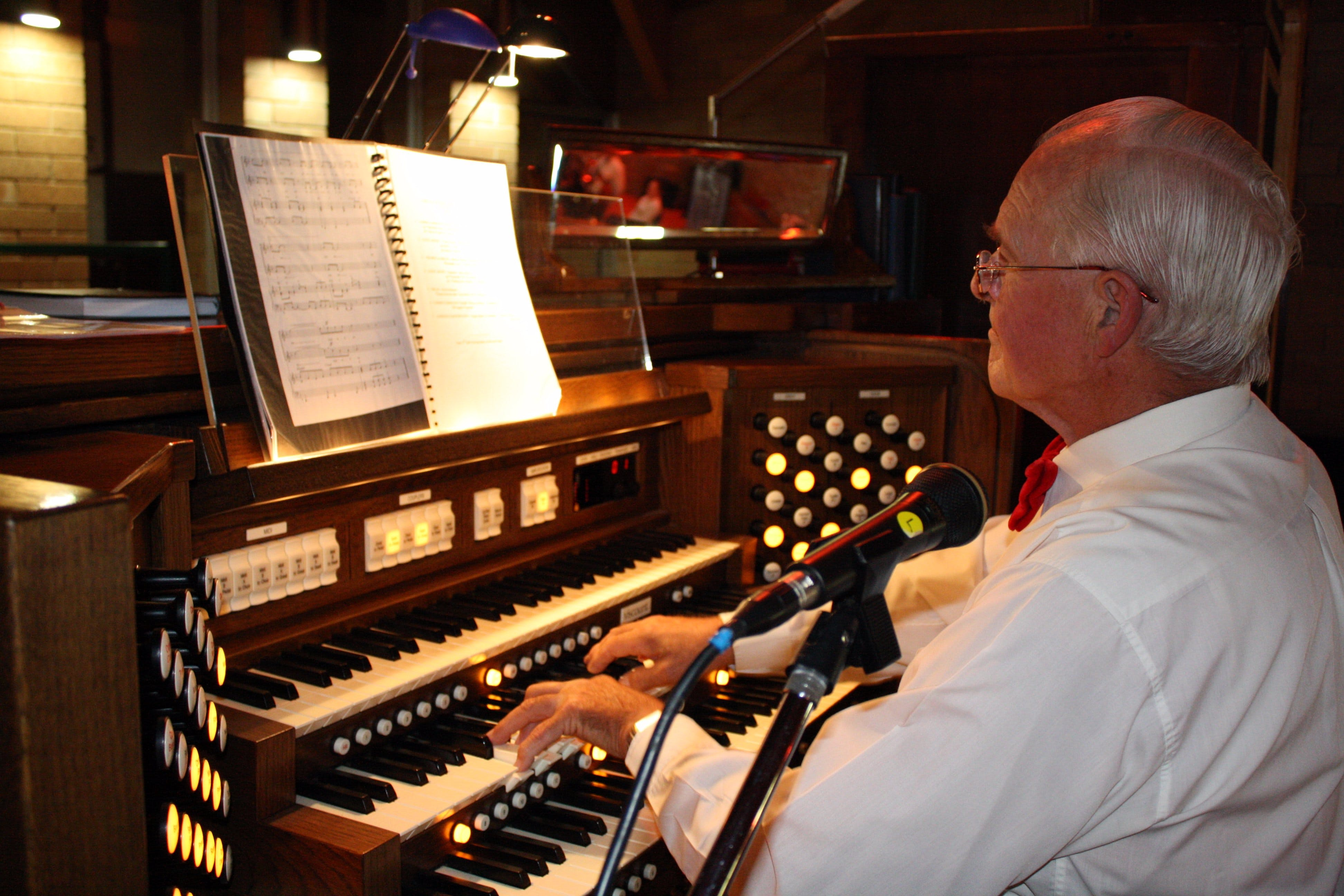 St Bartholomews Largest Digital Pipe Organ in the Southern Hemisphere - Accommodation QLD