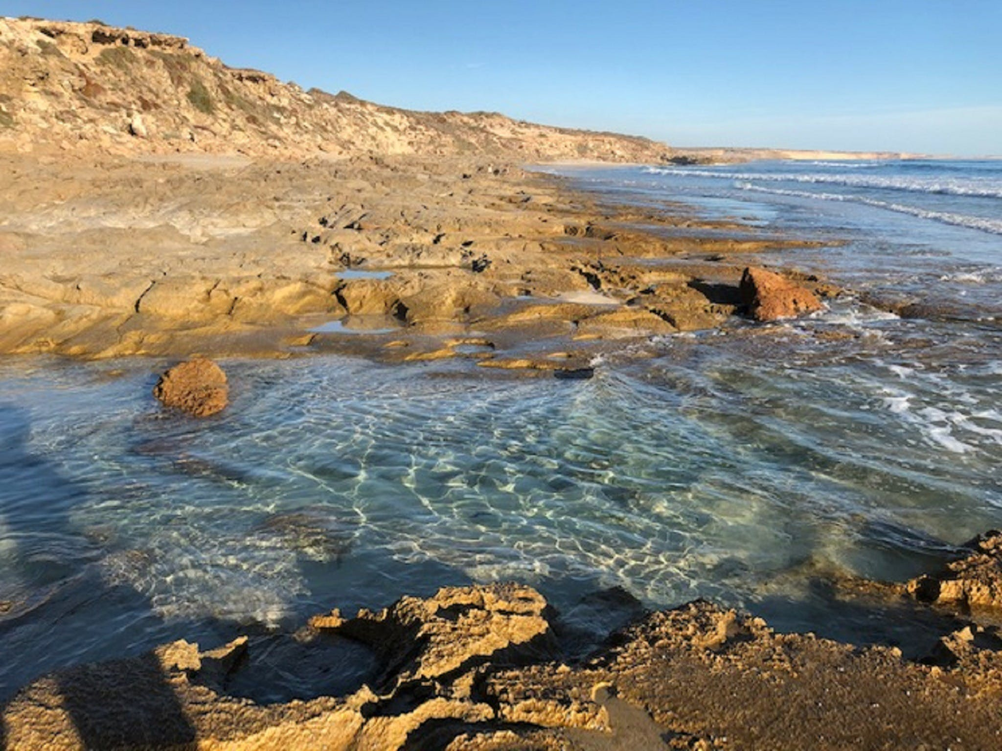 Streaky Bay - Back Beach - Accommodation QLD