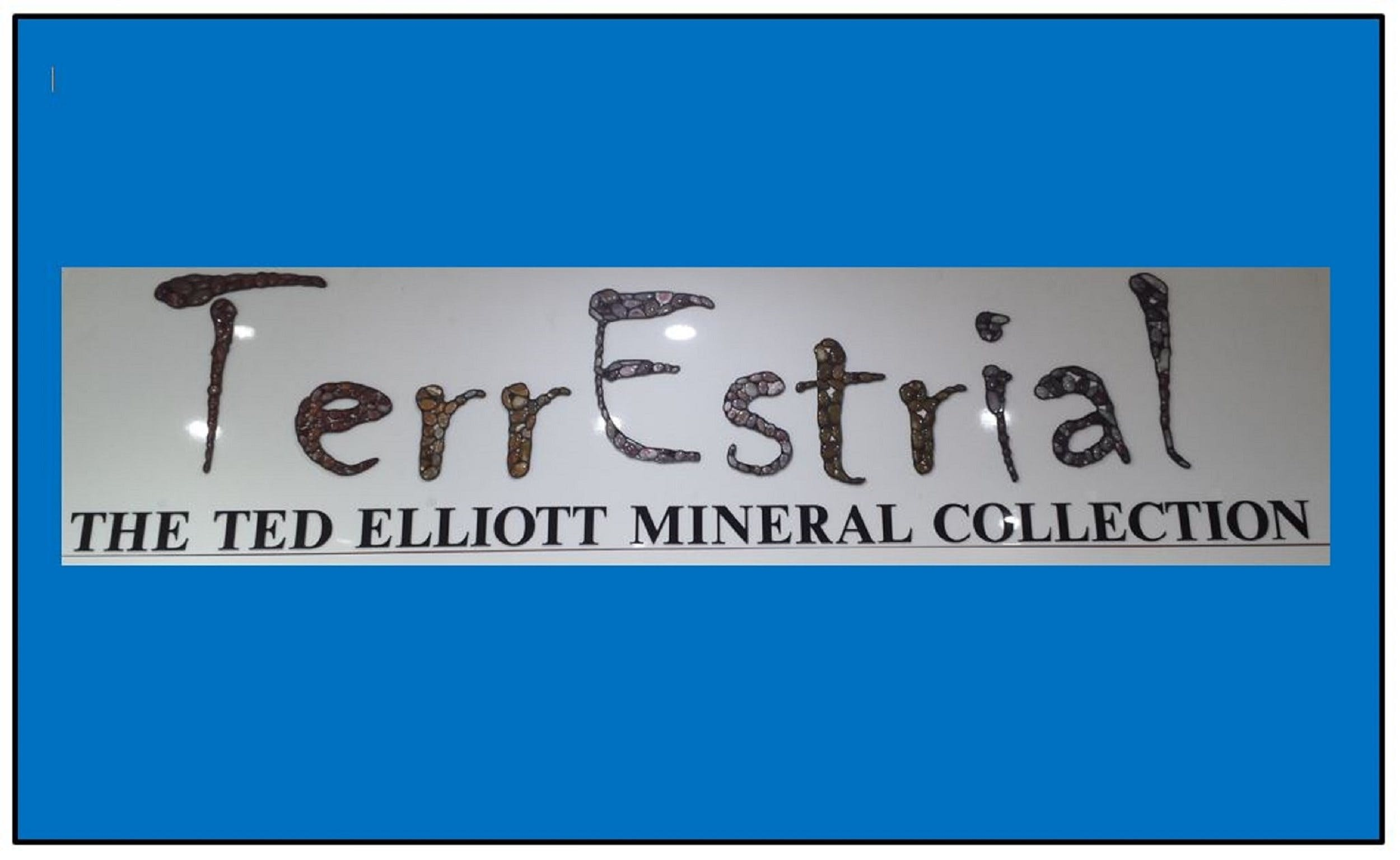 The Ted Elliott Mineral Collection - Accommodation QLD