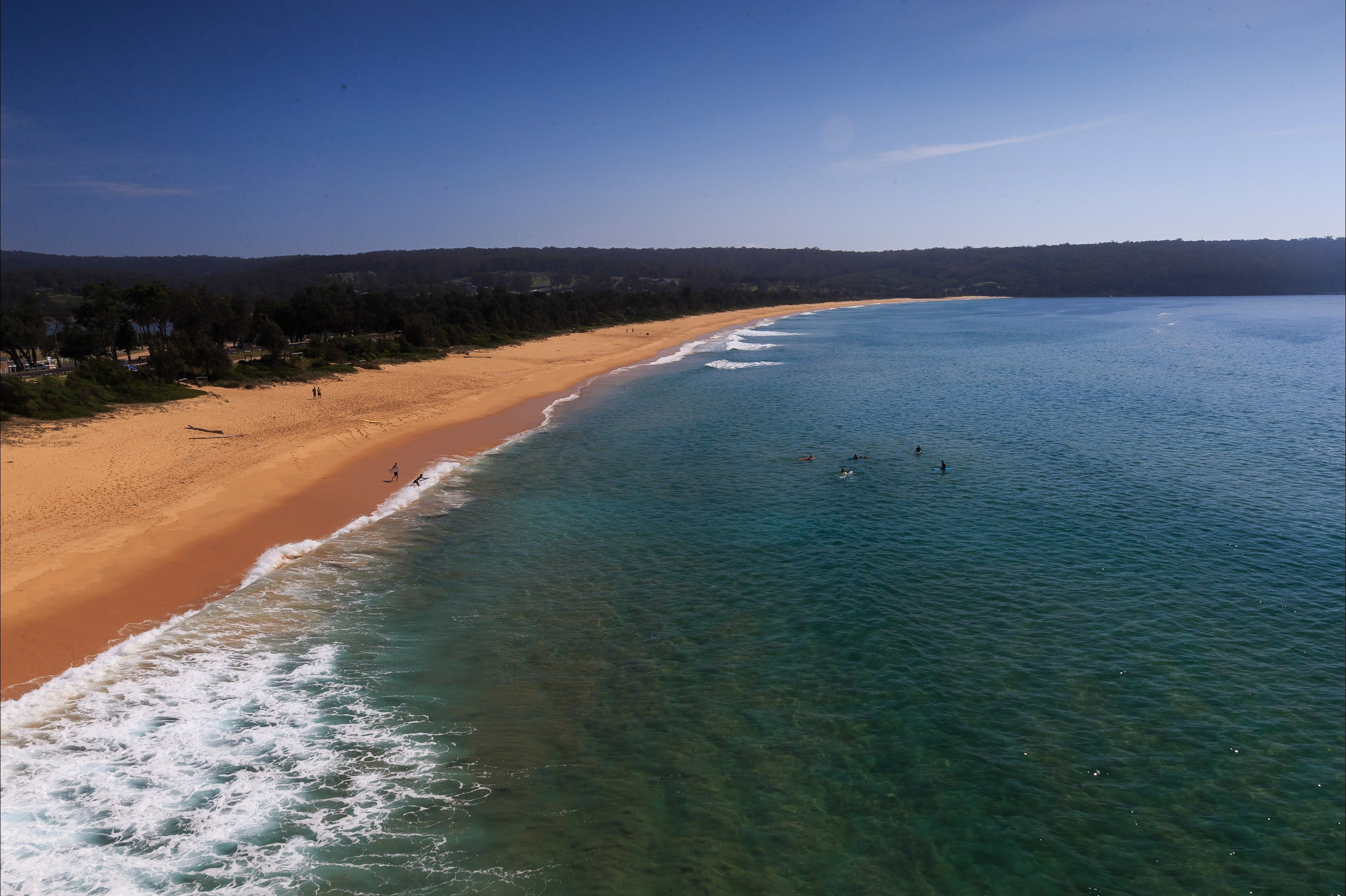 Aslings Beach - Accommodation QLD
