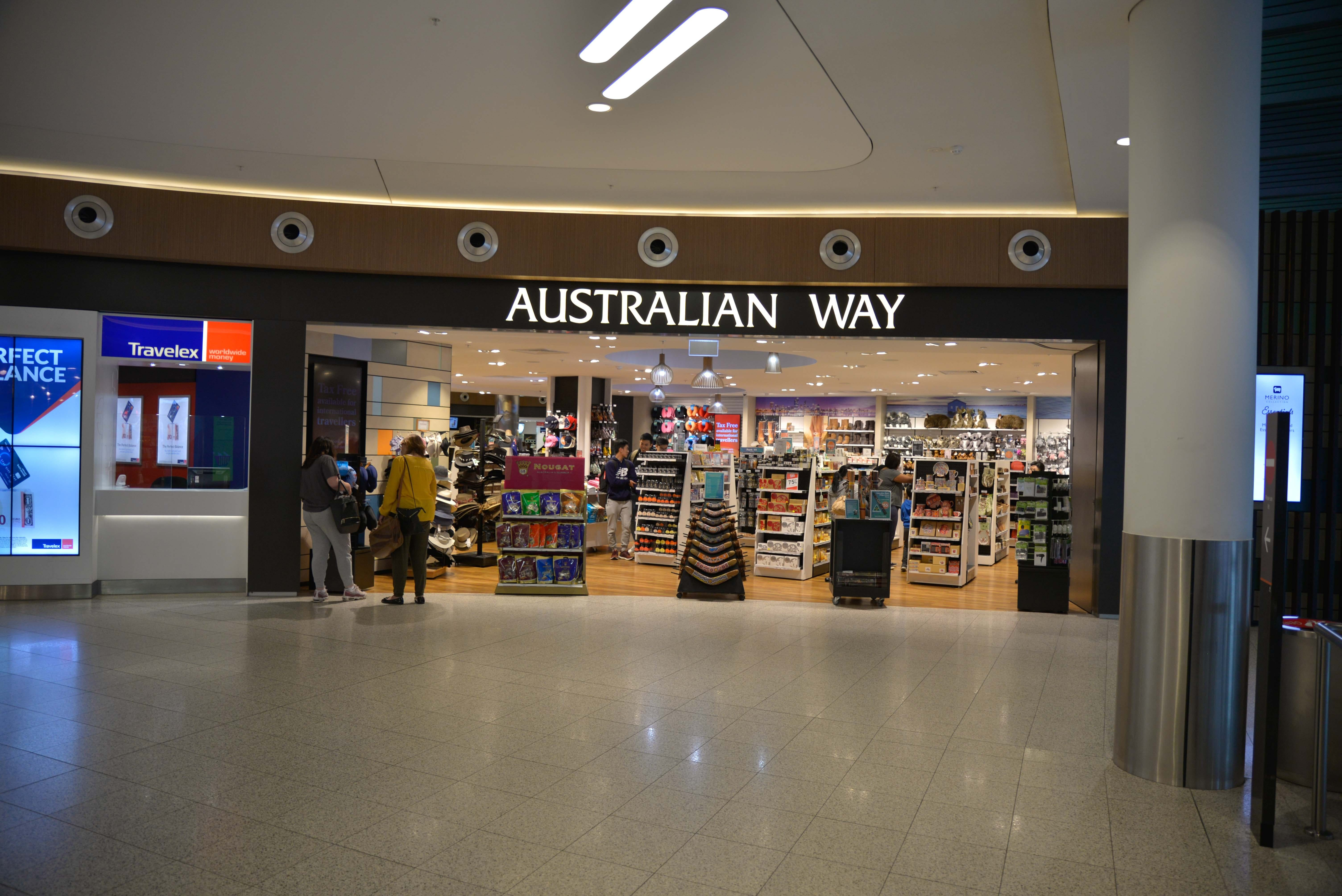 Australian Way - Perth Airport T1 - Accommodation QLD