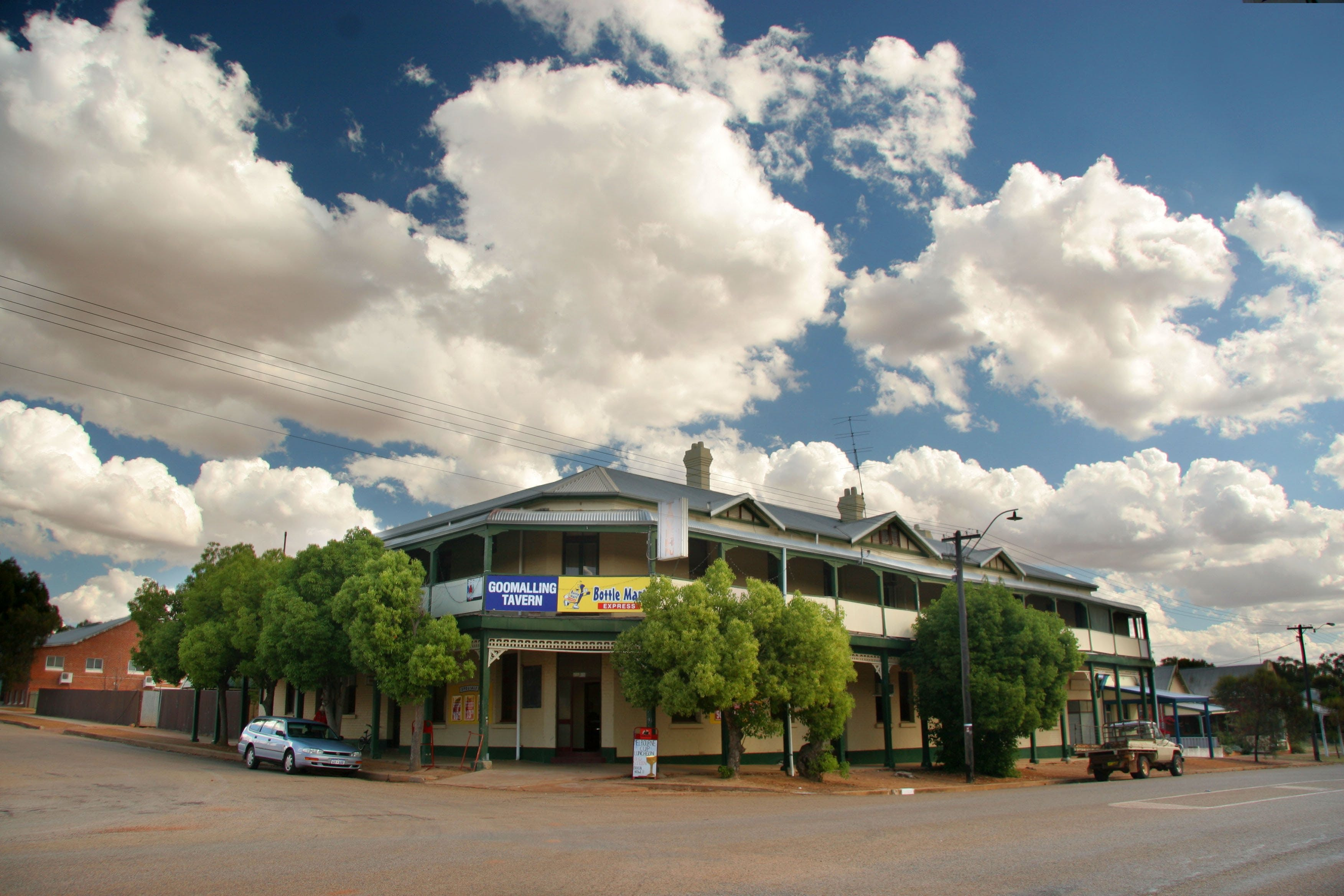Goomalling - Accommodation QLD