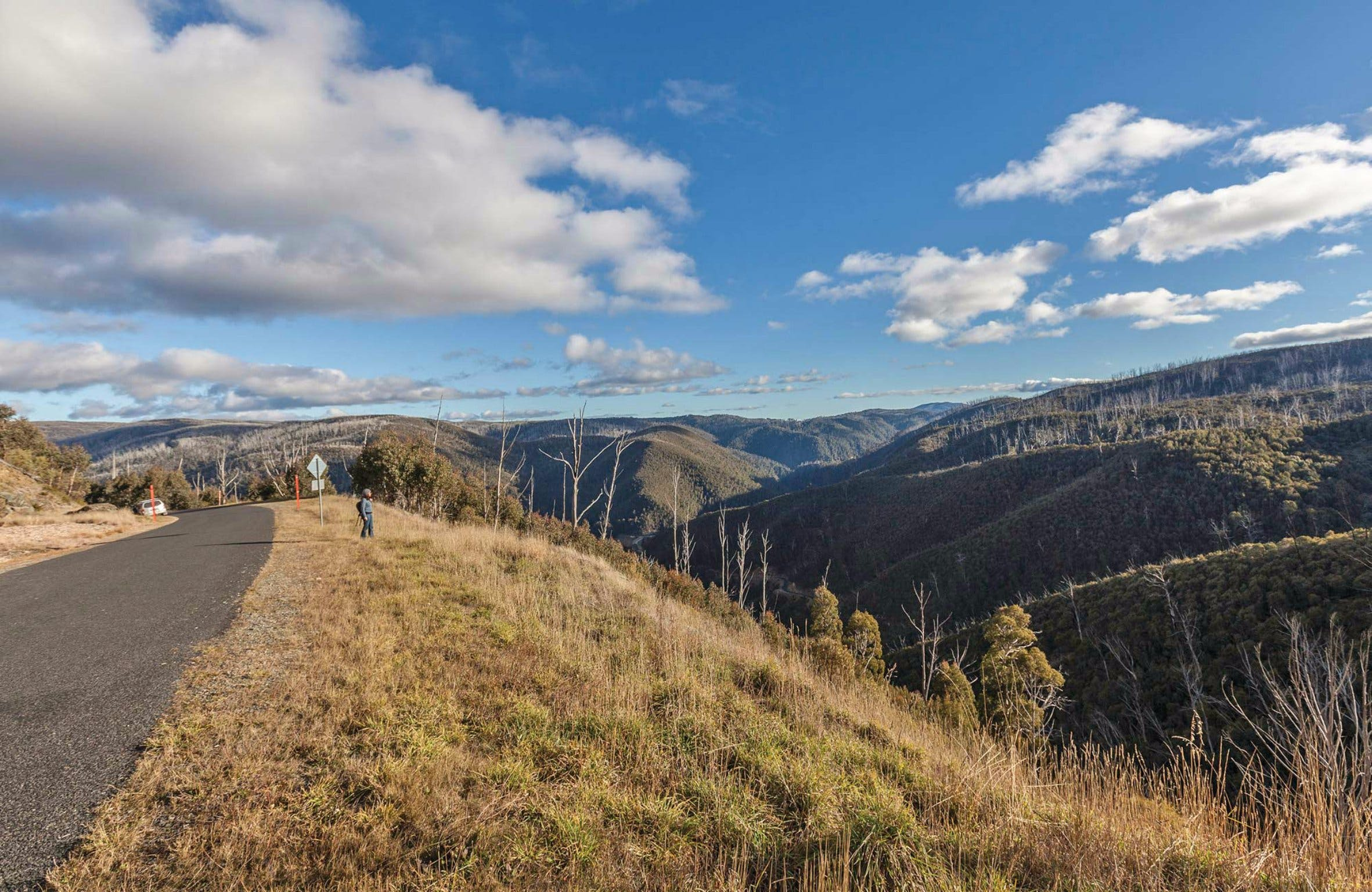 Khancoban to Kiandra Drive - Accommodation QLD