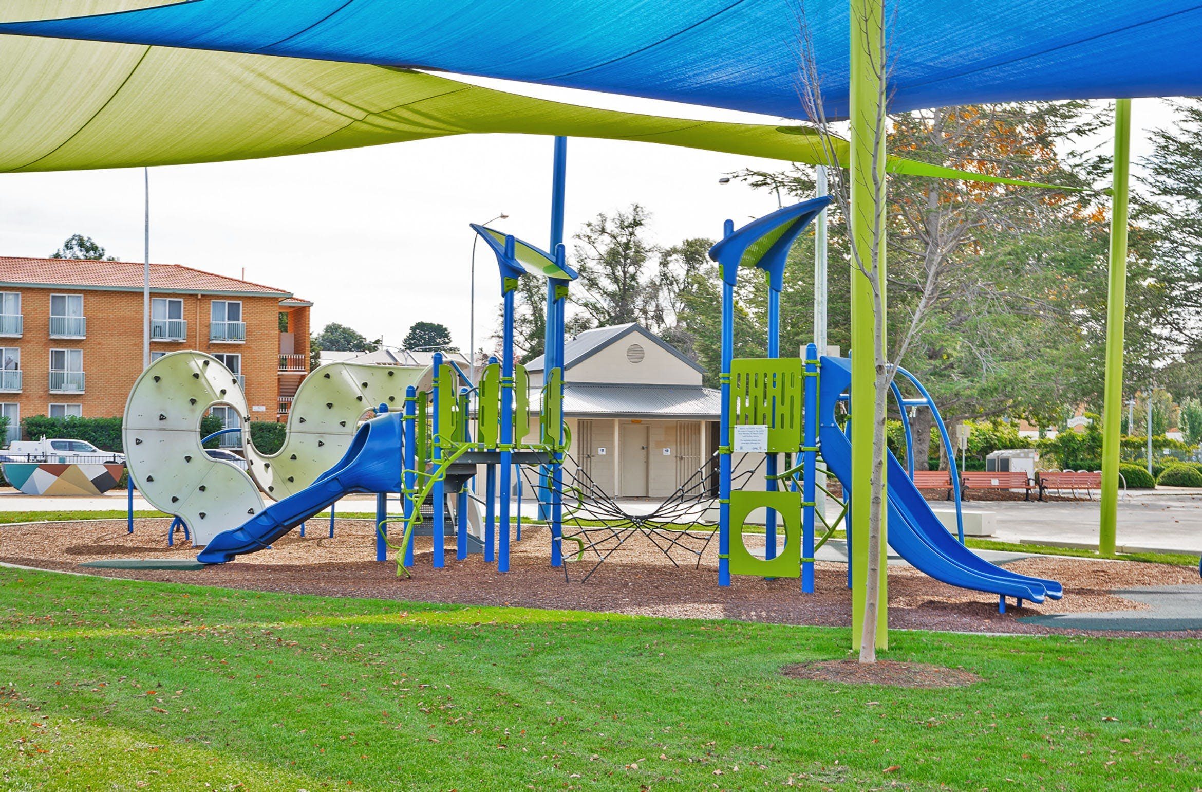 Queen Elizabeth ll Park Queanbeyan - Accommodation QLD