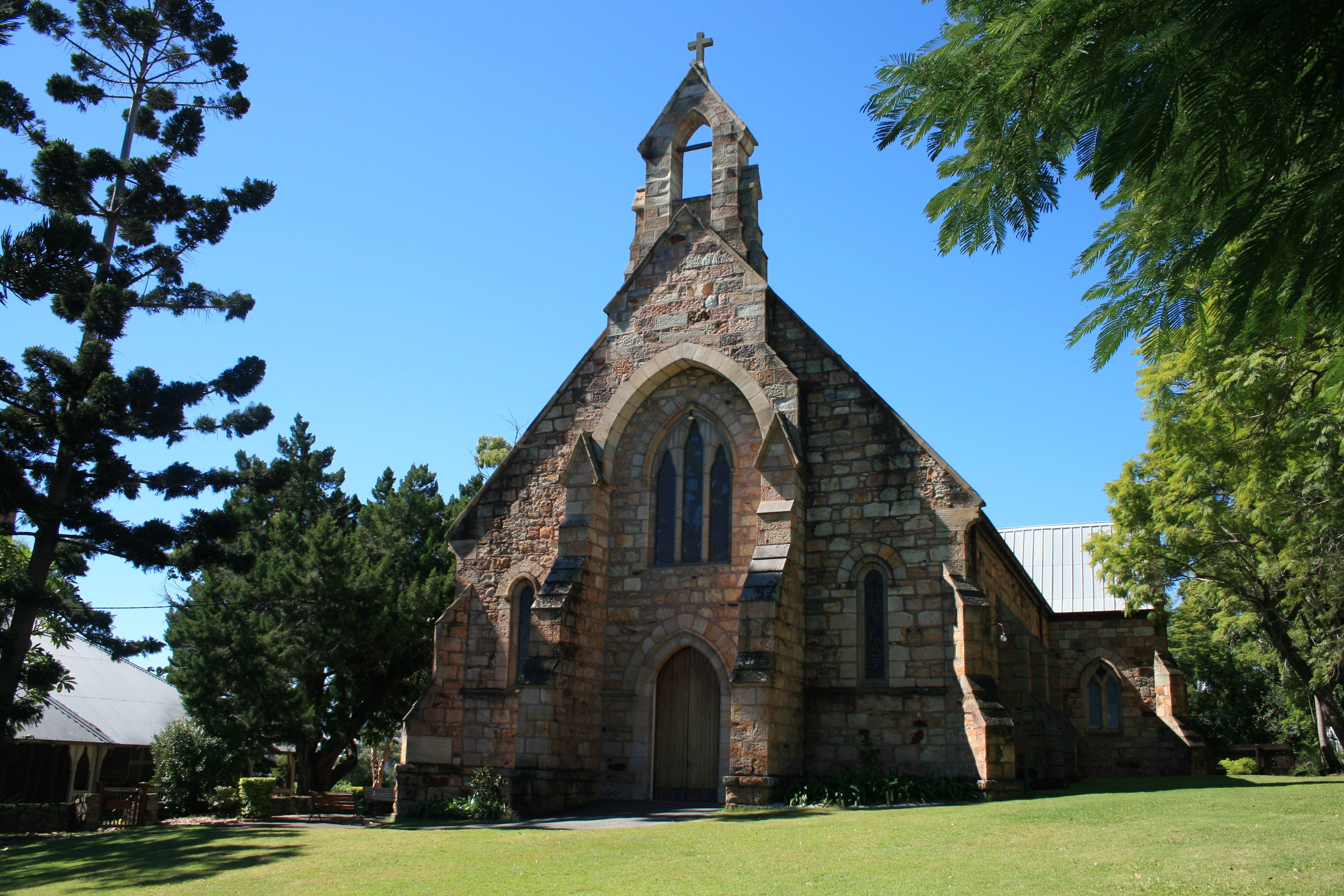 St Marys Anglican Church Memorial Chapel - Accommodation QLD