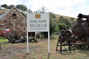 Stoke Stable Museum - Accommodation QLD