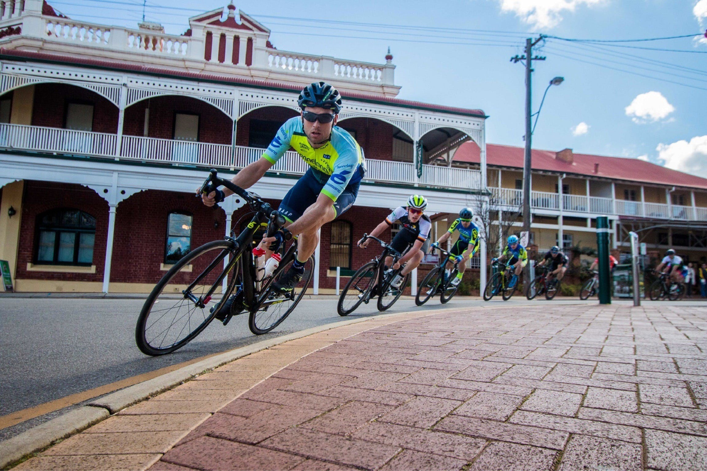 The West Side Story - Avon River Cycle Trail - Accommodation QLD
