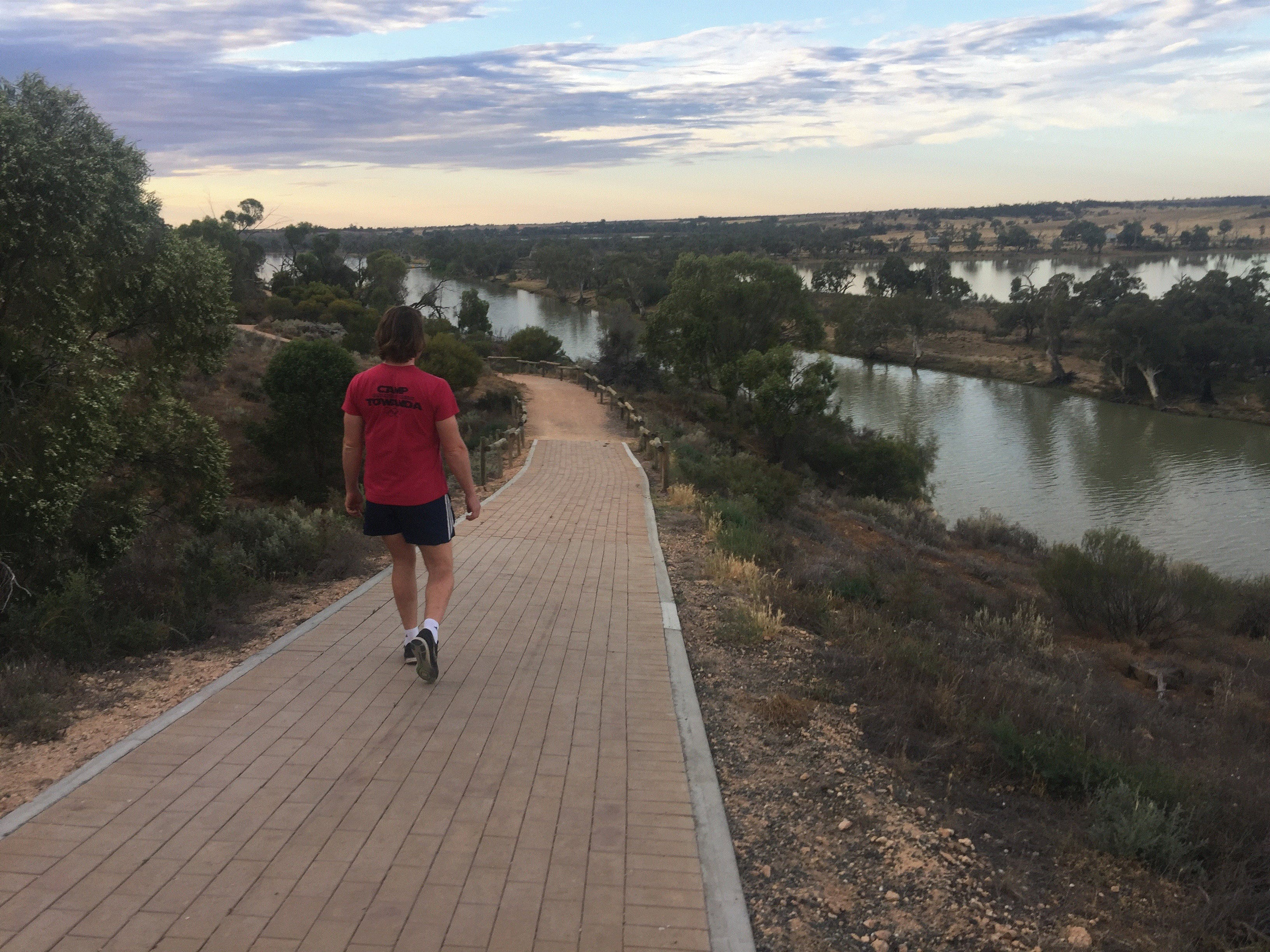 Waikerie Rotary Cliff Top Walk - Accommodation QLD