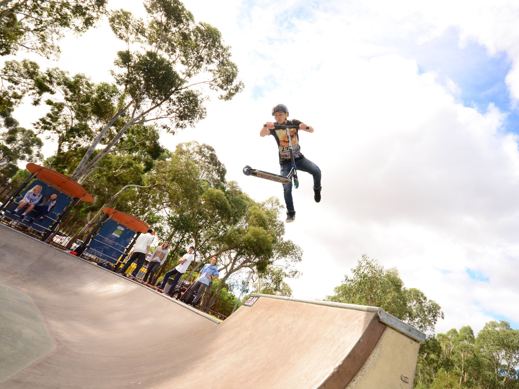 Clonlea Park Skate Park - Accommodation QLD