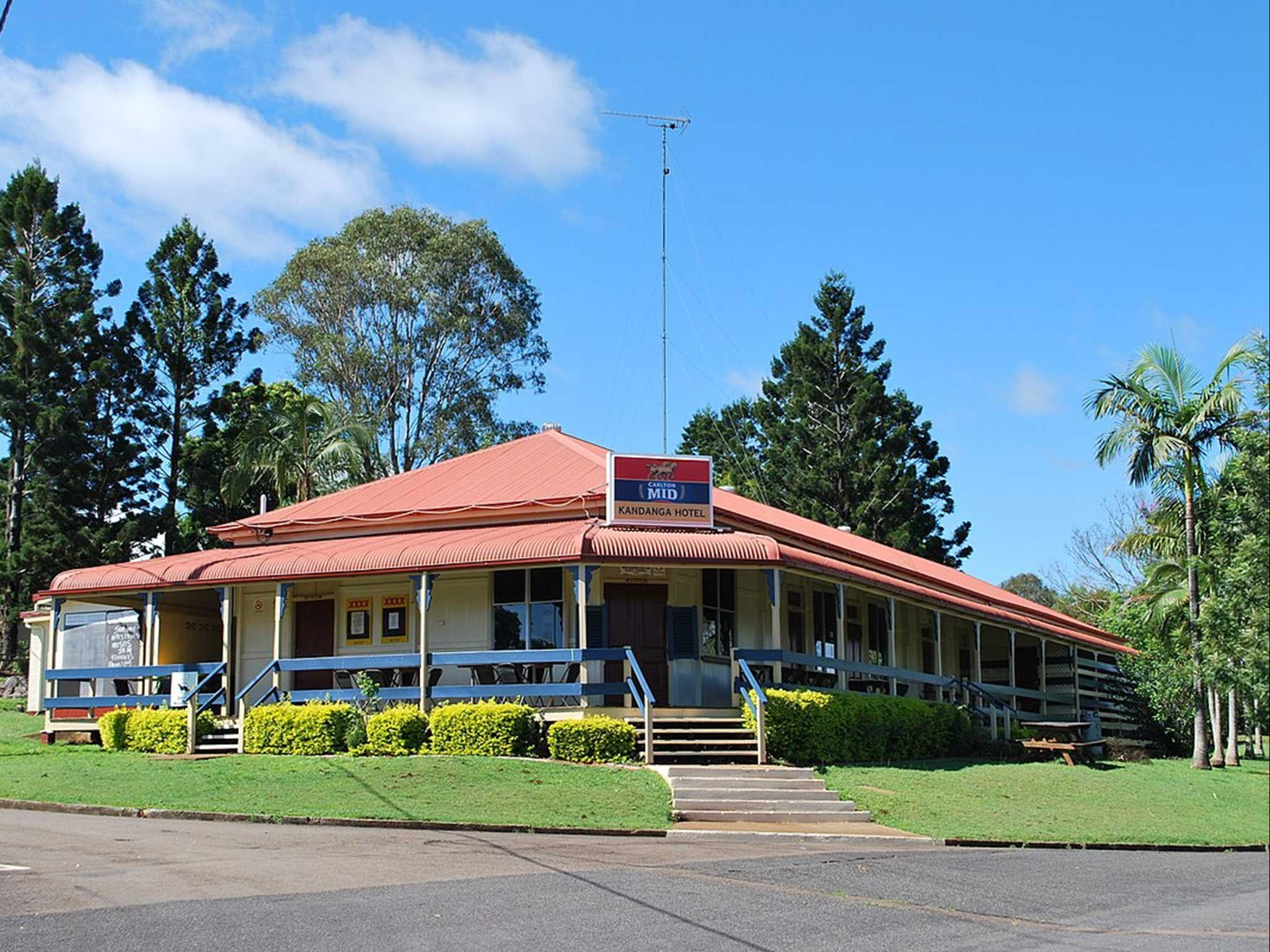 Kandanga - Accommodation QLD