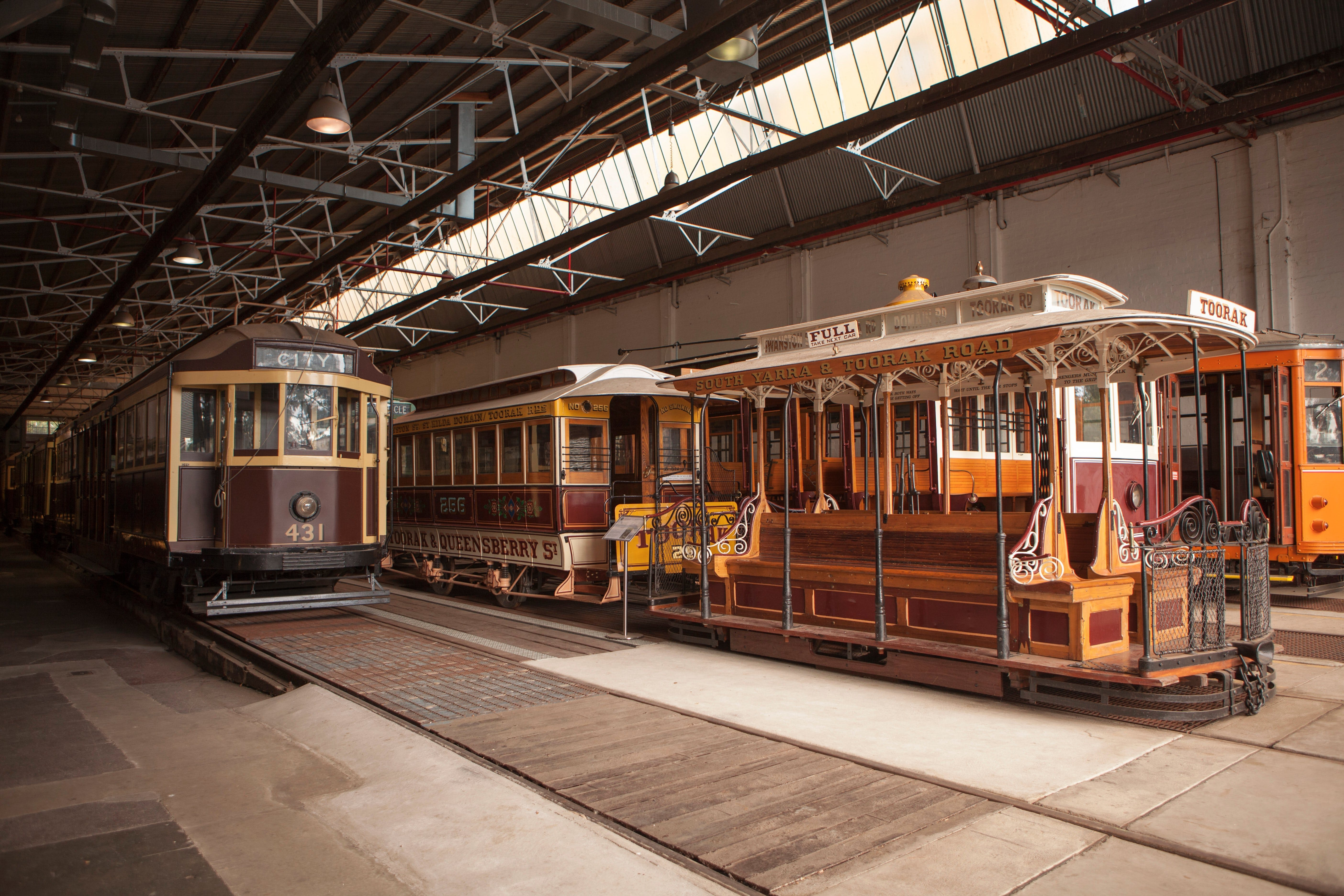 Melbourne Tram Museum - Accommodation QLD