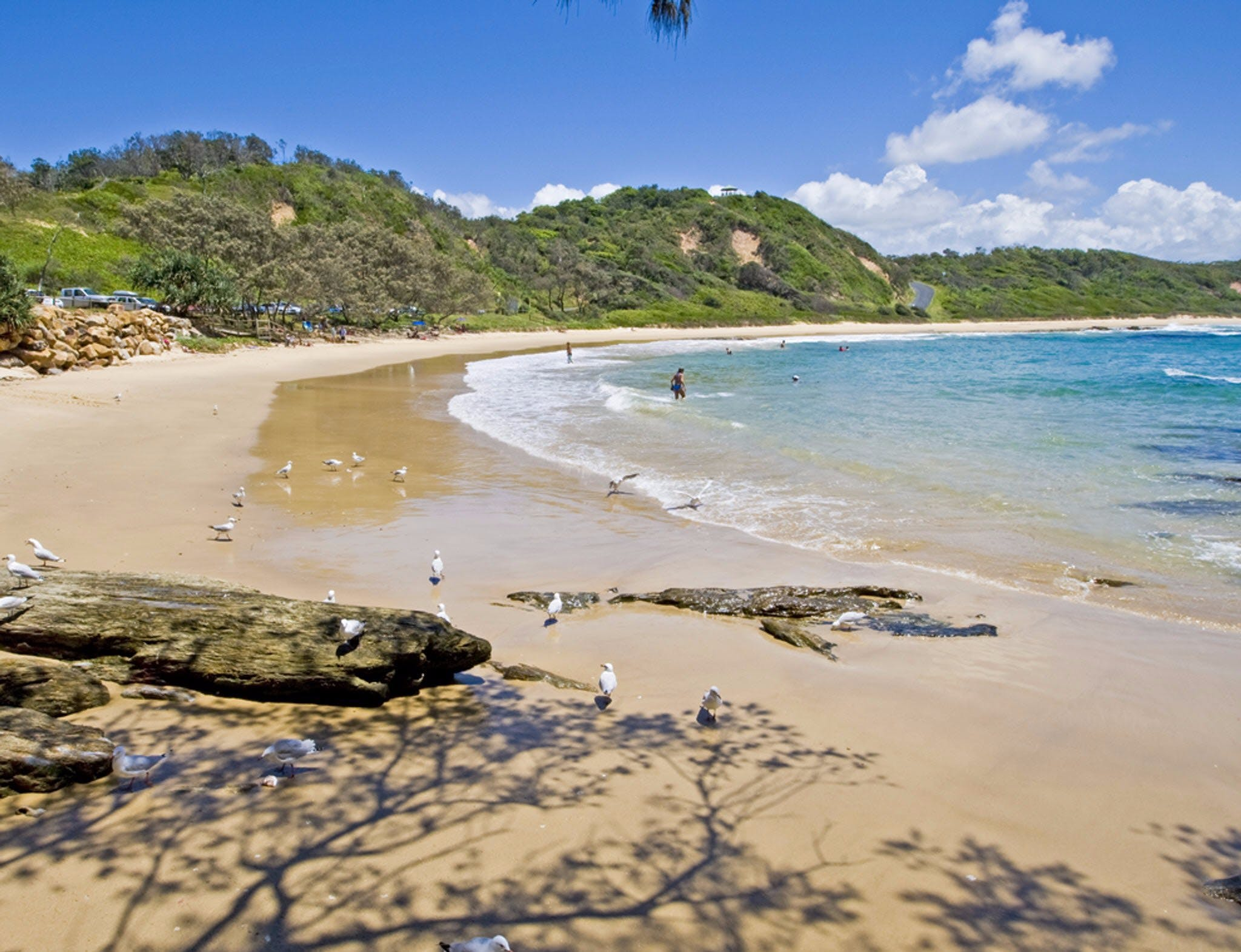 Nambucca Heads Beaches - Accommodation QLD