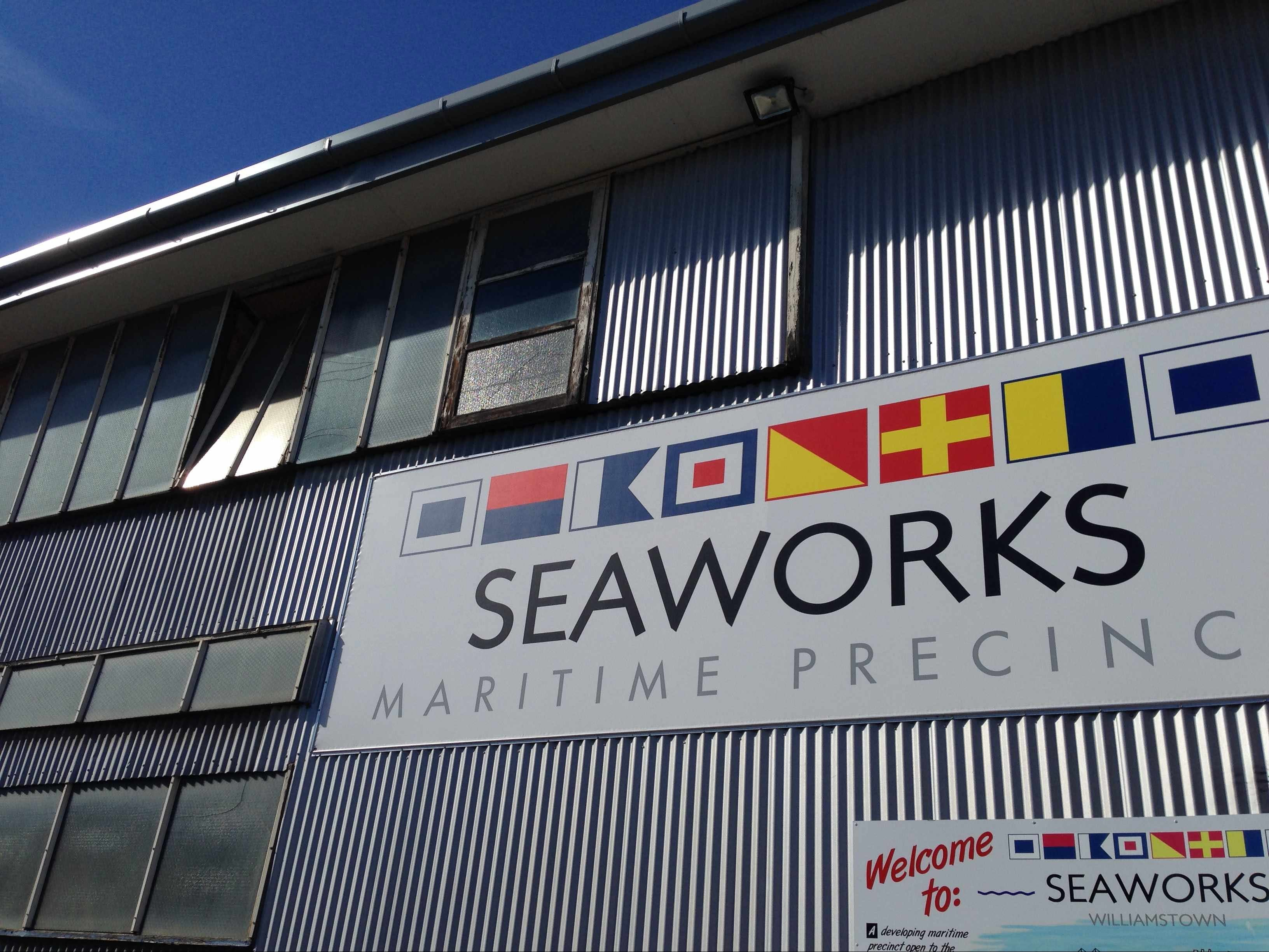 Seaworks and the Maritime Discovery Centre - Accommodation QLD