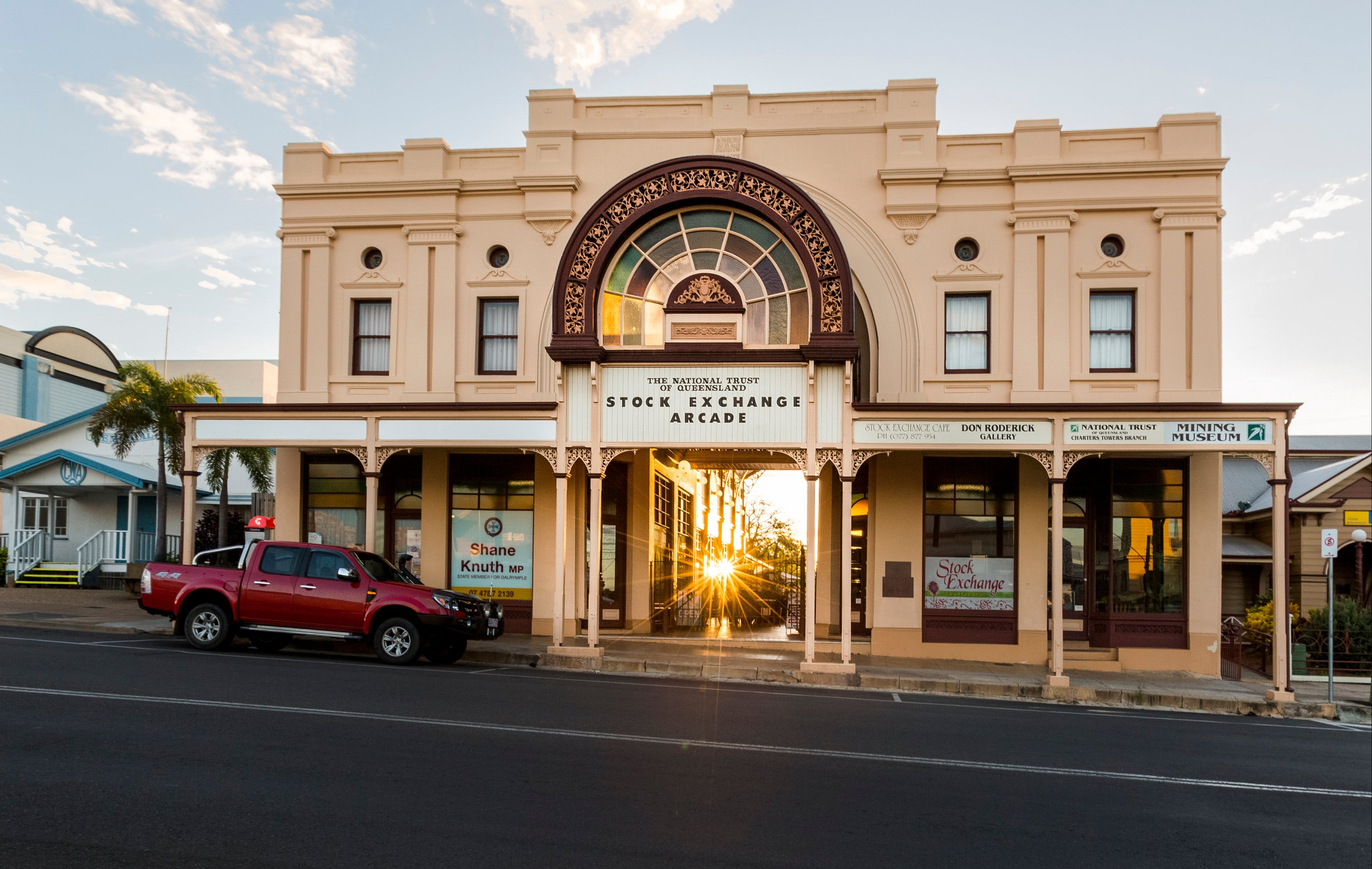 Stock Exchange Arcade - Accommodation QLD
