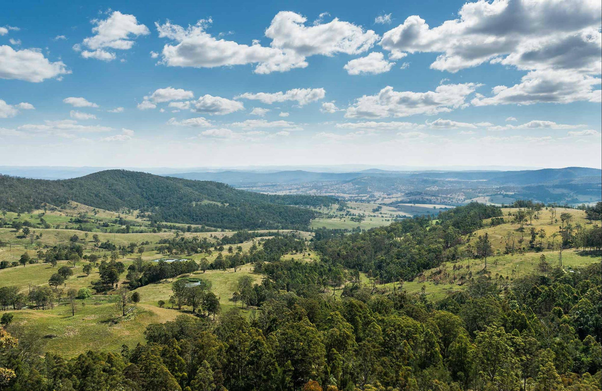 Tooloom Lookout - Accommodation QLD