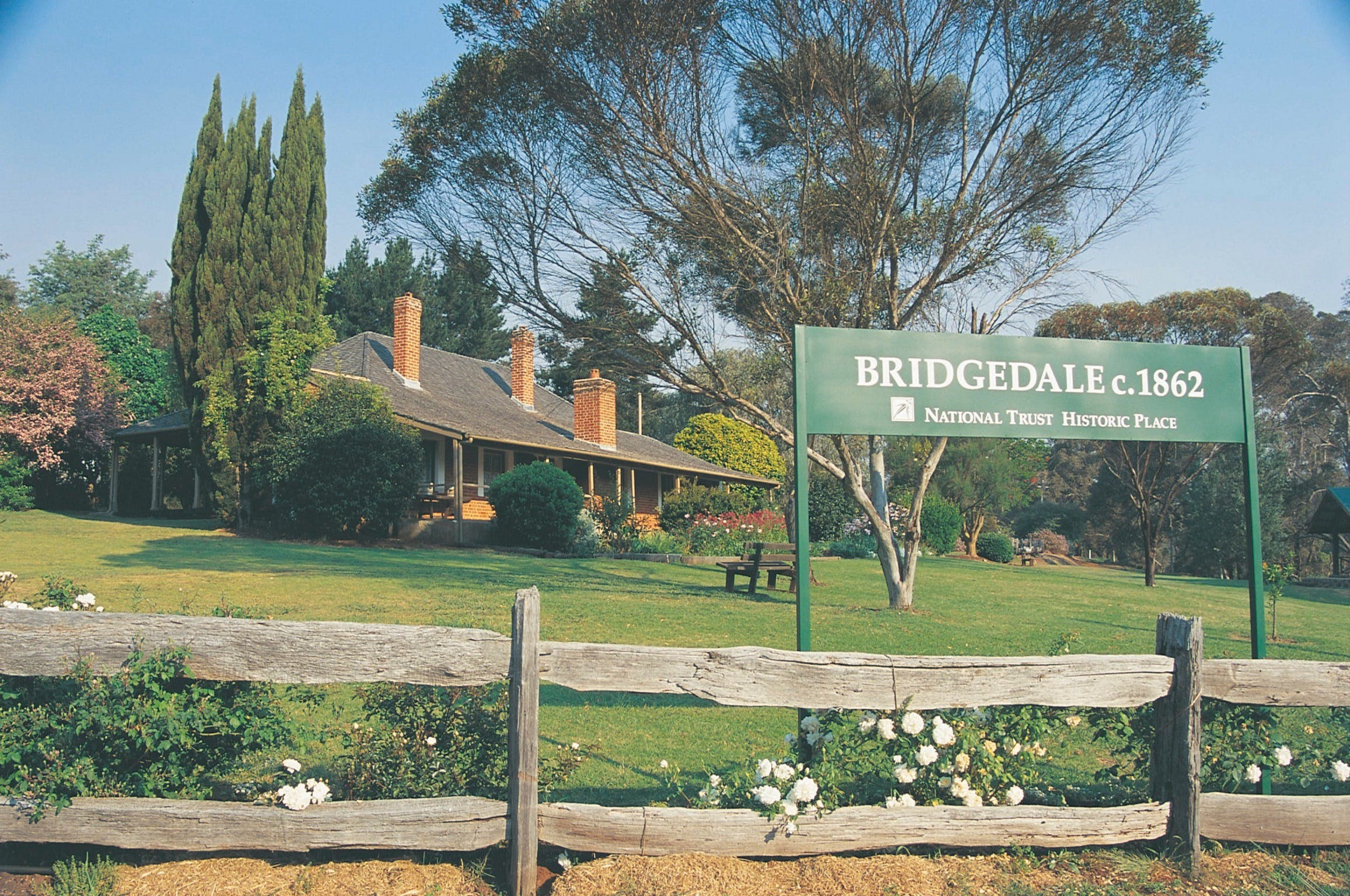 Bridgedale - Accommodation QLD