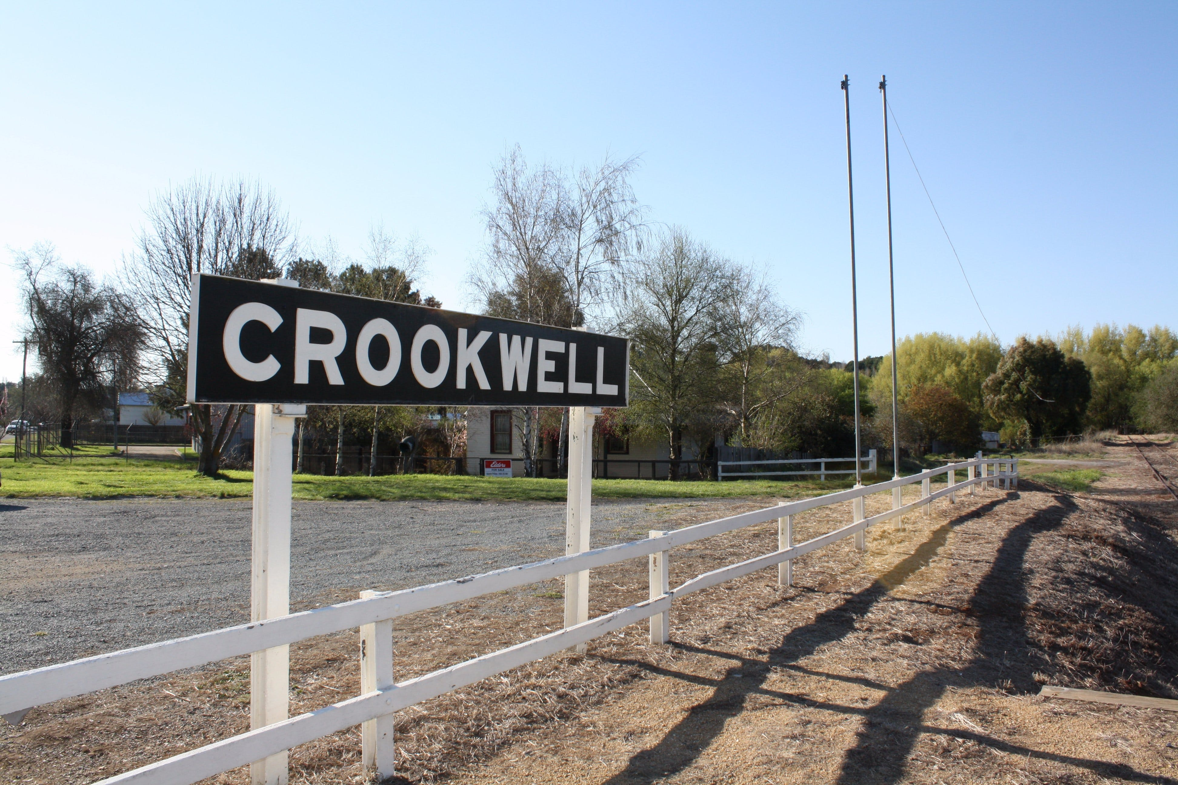 Crookwell Railway Station - Accommodation QLD