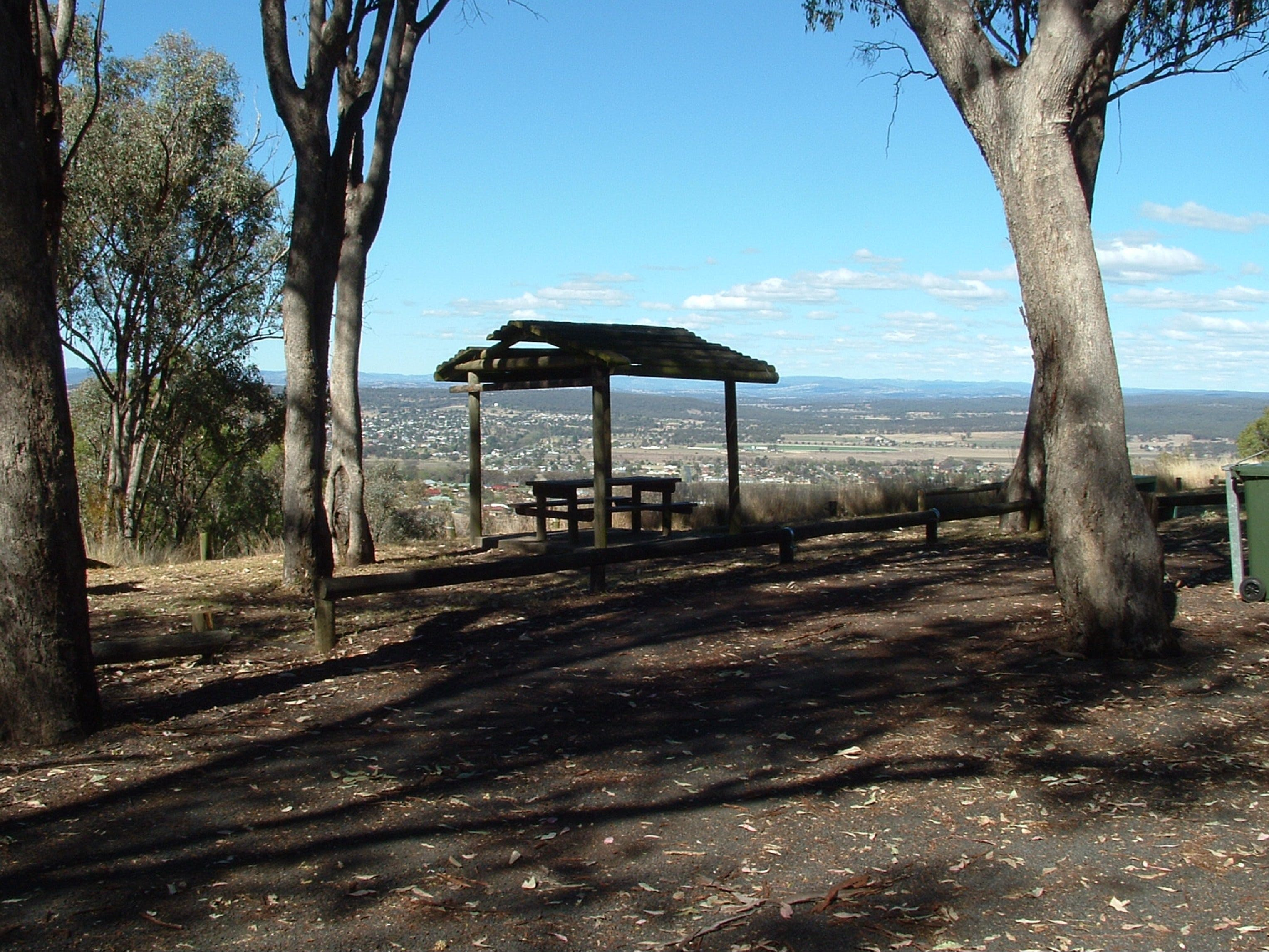 McIlveen Park Lookout - Accommodation QLD