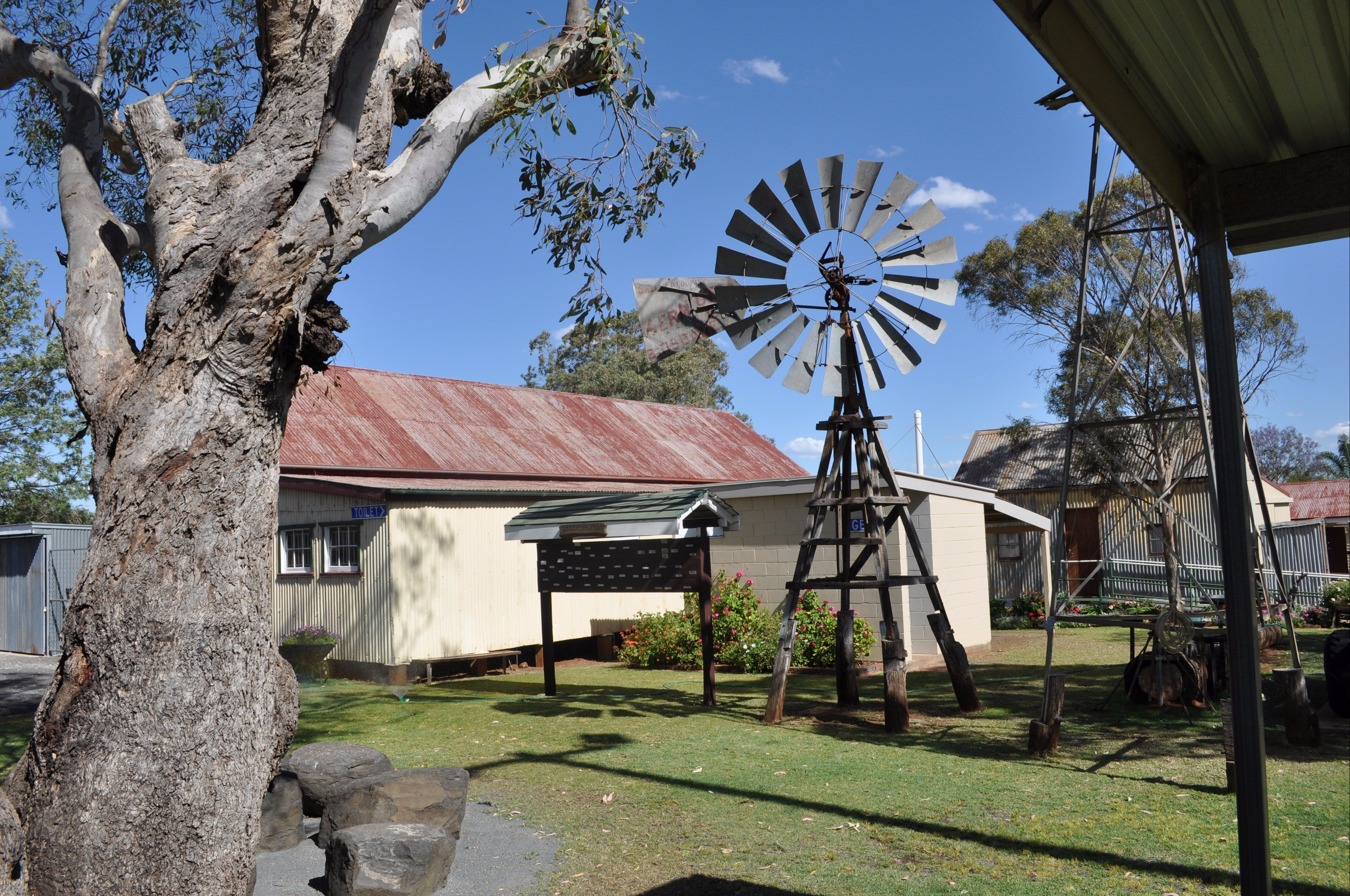 Pittsworth  Pioneer Historical Village - Accommodation QLD