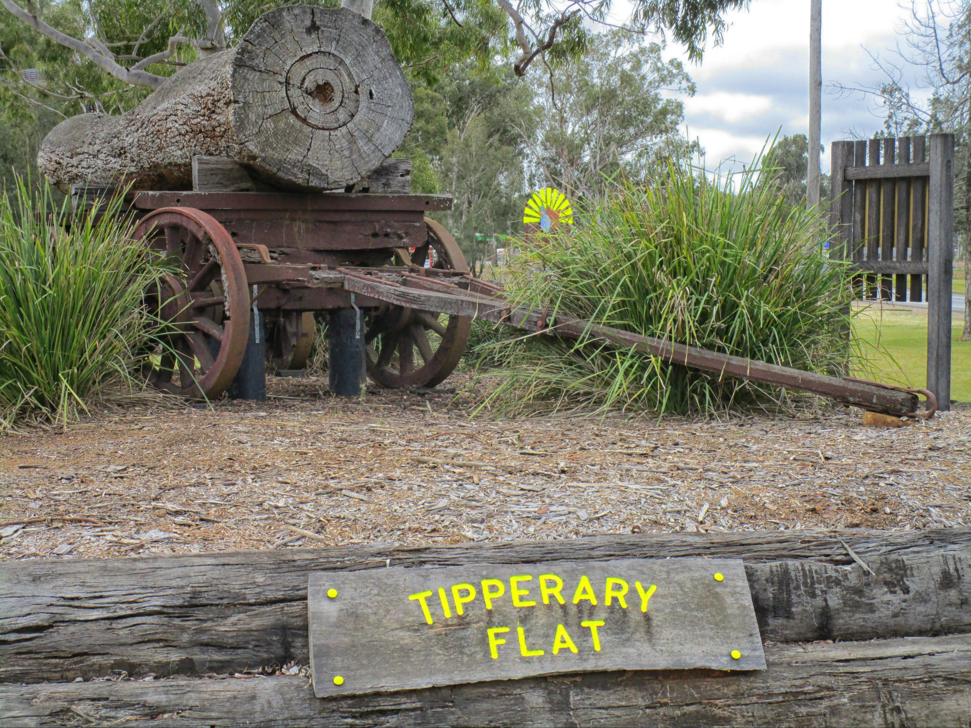 Tipperary Flat - Accommodation QLD