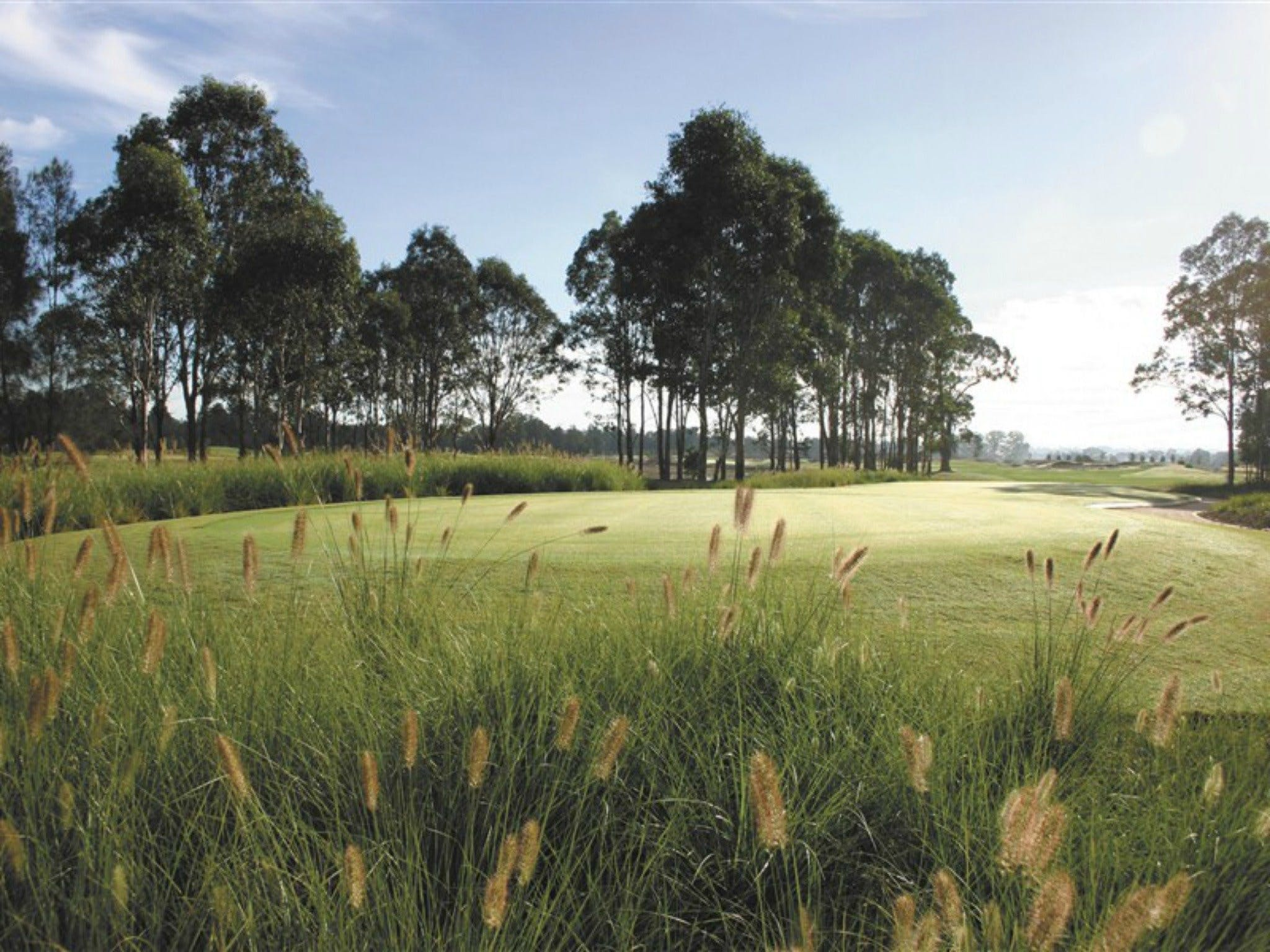 Twin Creeks Golf and Country Club - Accommodation QLD
