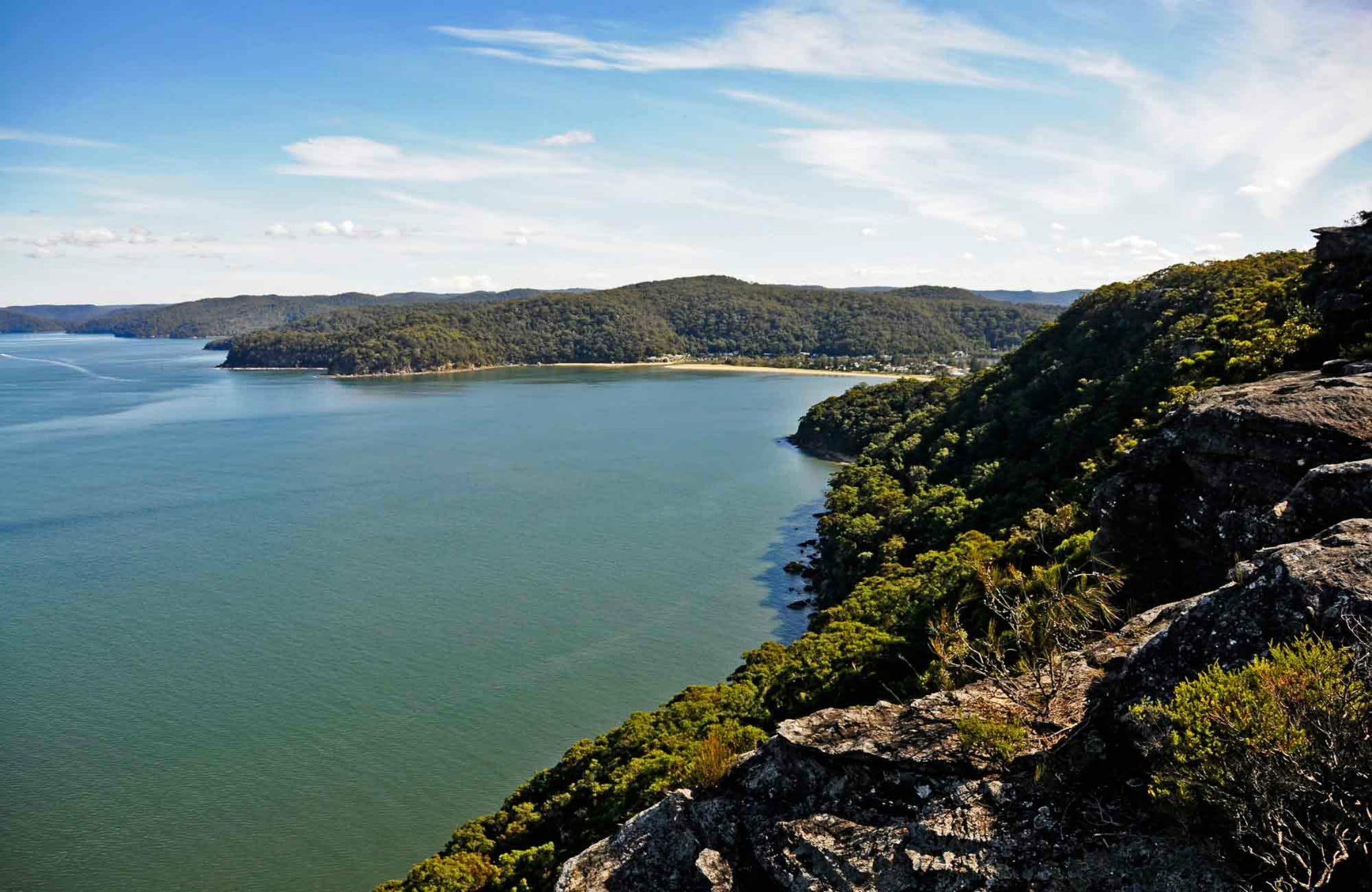 Brisbane Water National Park - Accommodation QLD