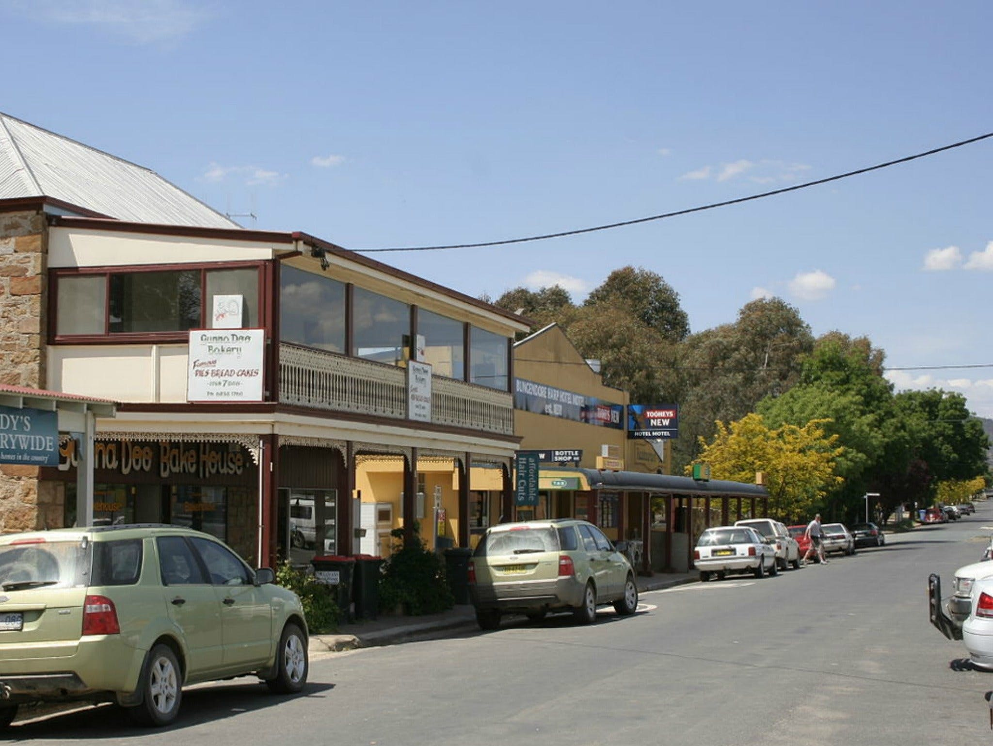 Bungendore - Accommodation QLD