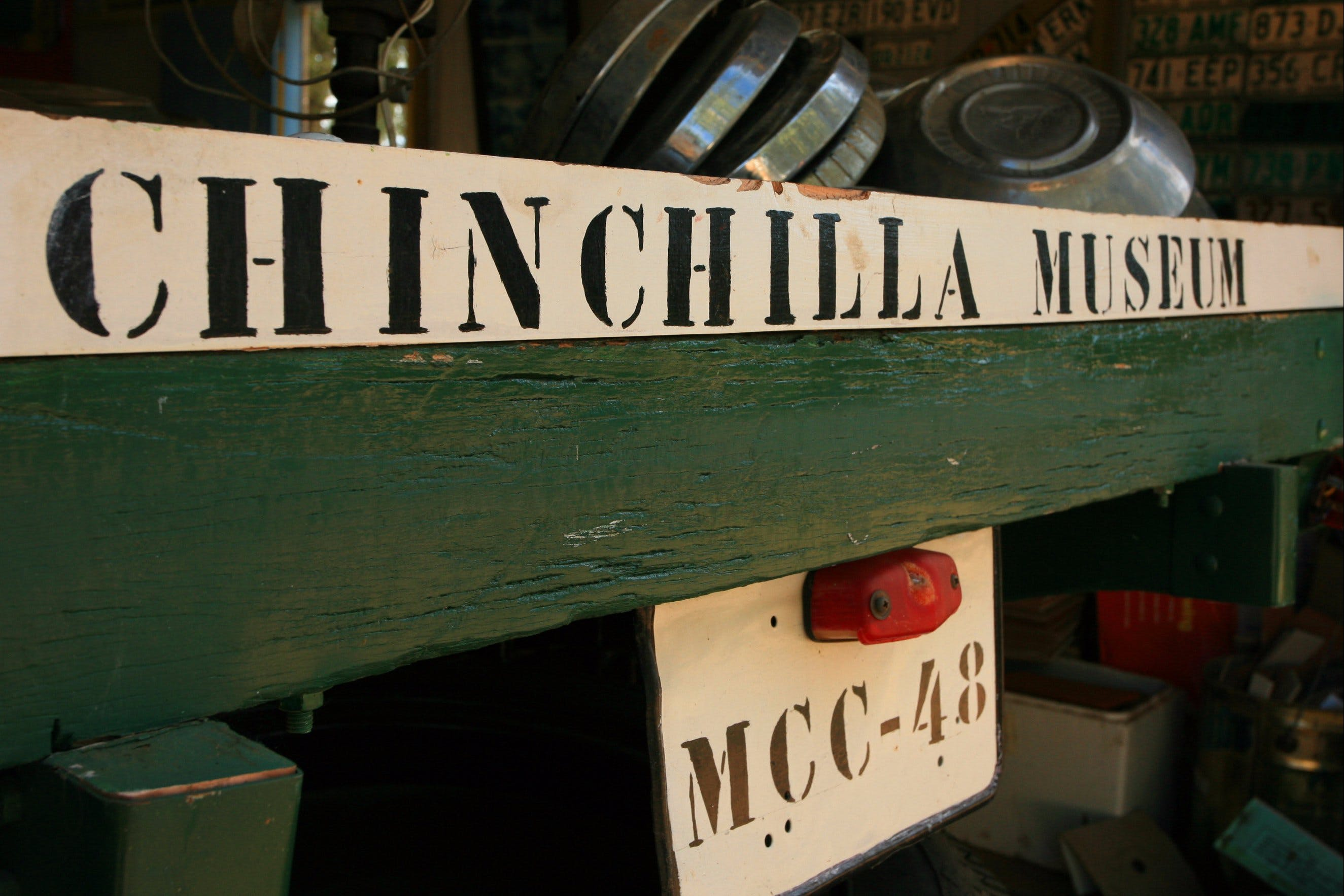 Chinchilla Historical Museum - Accommodation QLD