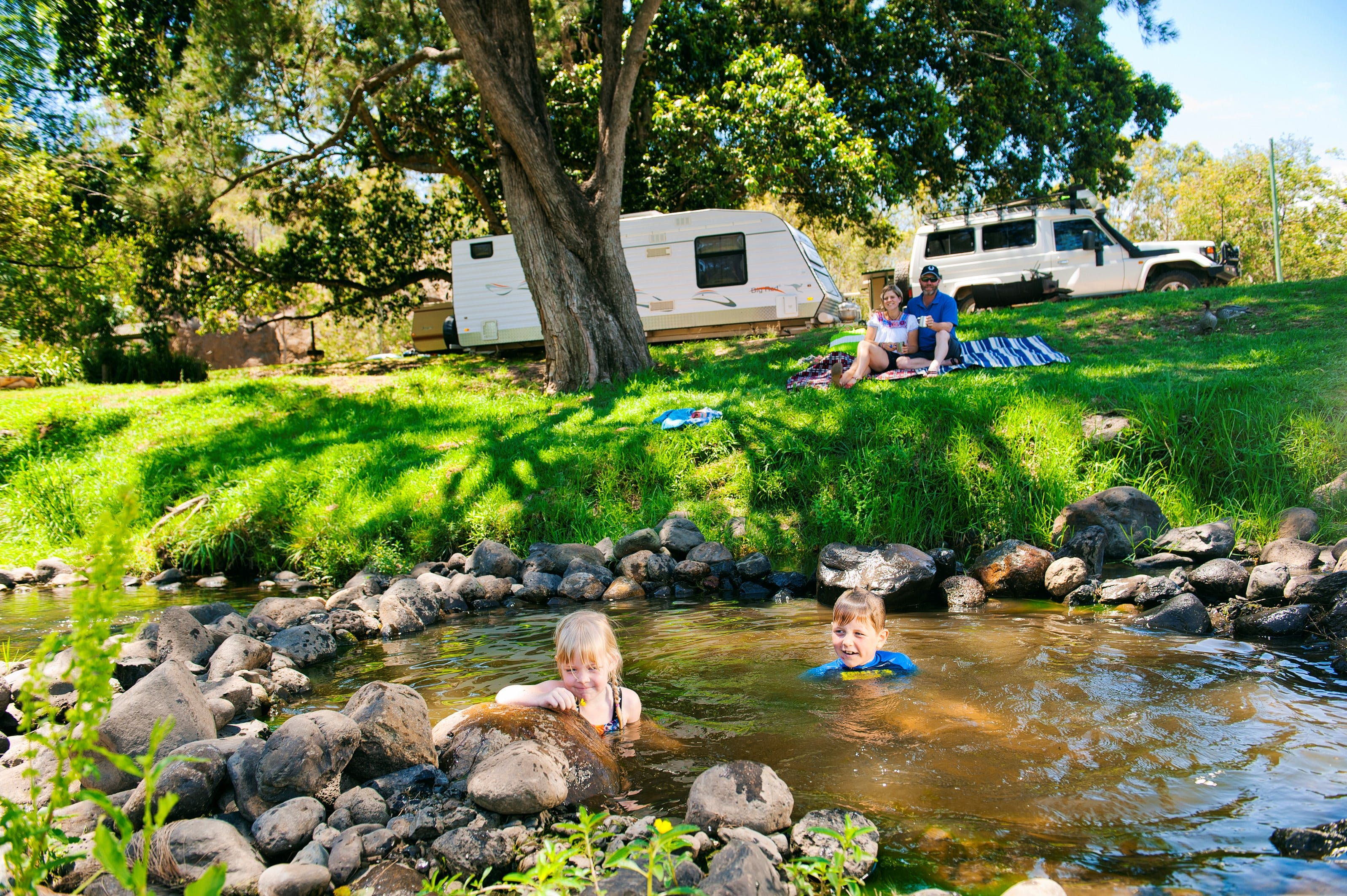Darlington Park - Accommodation QLD