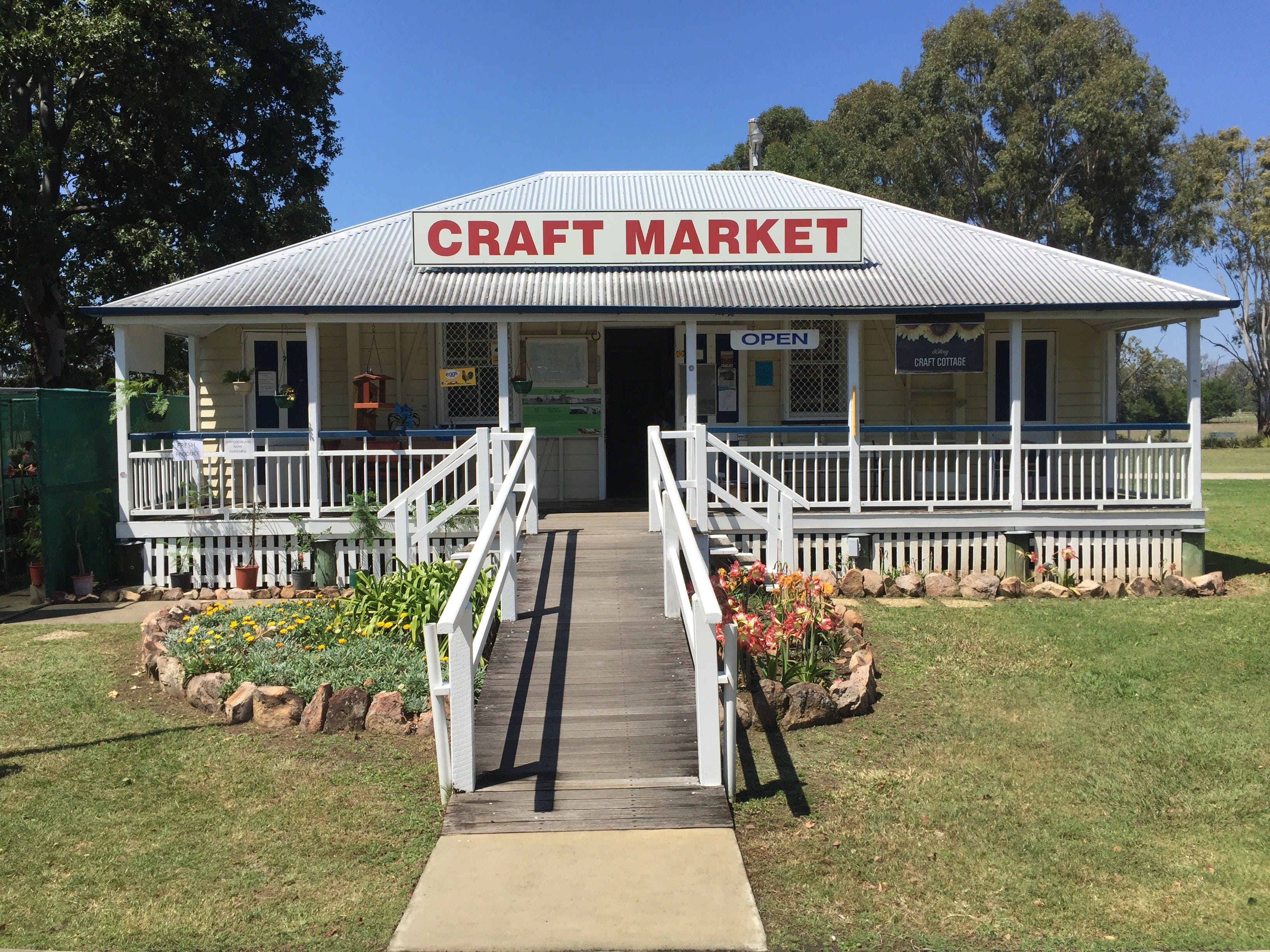 Kilcoy Craft Market - Accommodation QLD