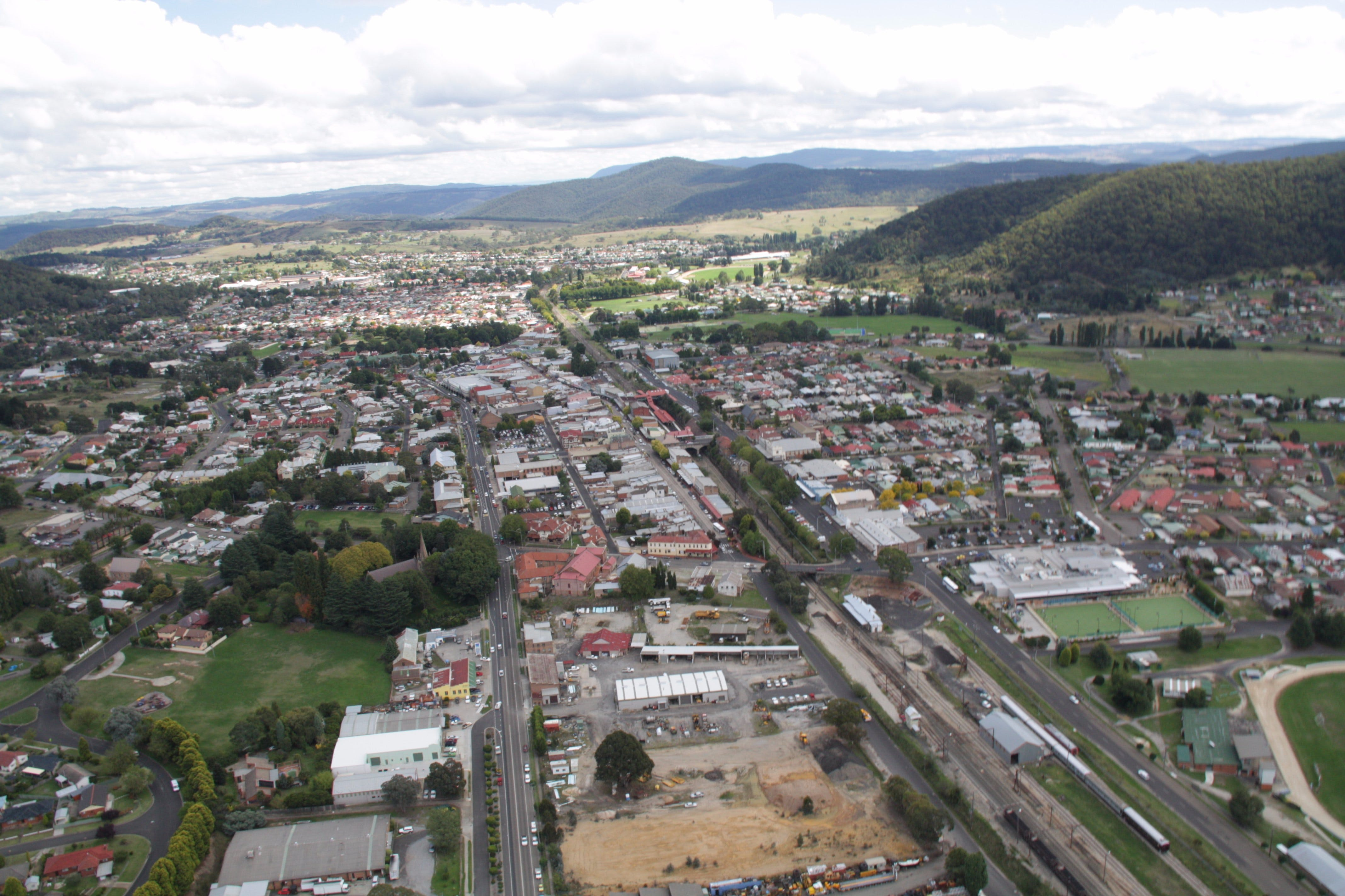 Lithgow - Accommodation QLD