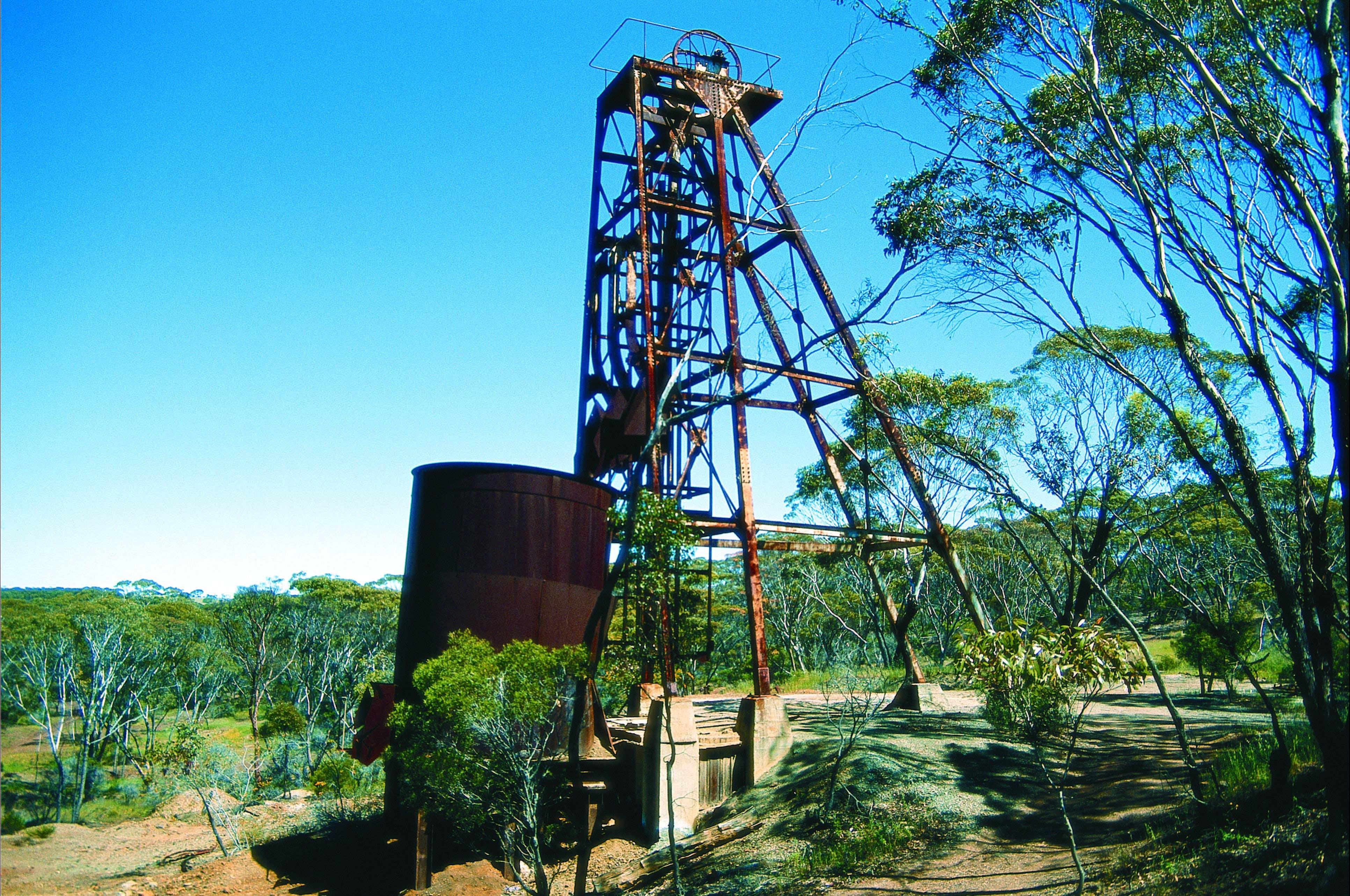 Old Smelter - Accommodation QLD
