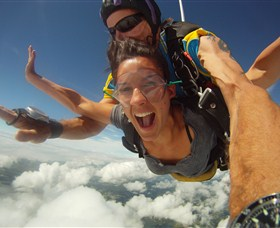 Gold Coast Skydive - Accommodation QLD