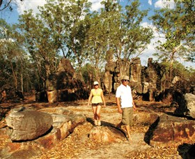 The Lost City - Litchfield National Park - Accommodation QLD