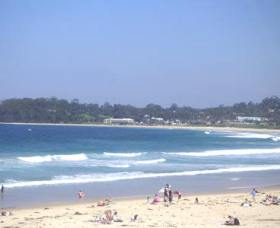 Mollymook Surf Beach - Accommodation QLD