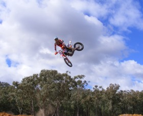 Goanna Tracks Motocross and Enduro Complex - Accommodation QLD