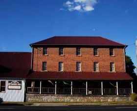McCrossin's Mill Museum - Accommodation QLD