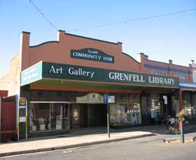 Grenfell Art Gallery - Accommodation QLD
