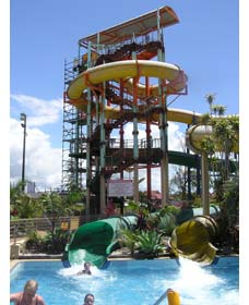 Ballina Olympic Pool and Waterslide - Accommodation QLD