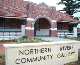 Northern Rivers Community Gallery - Accommodation QLD