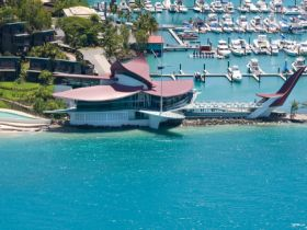 Hamilton Island Yacht Club - Accommodation QLD
