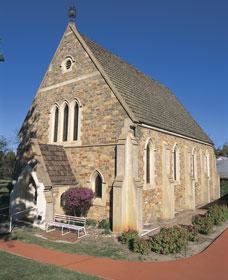 Uniting Church - York - Accommodation QLD