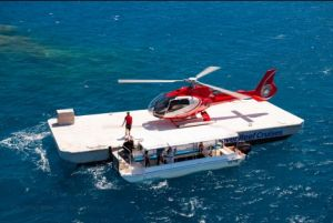 GBR Helicopters - Accommodation QLD